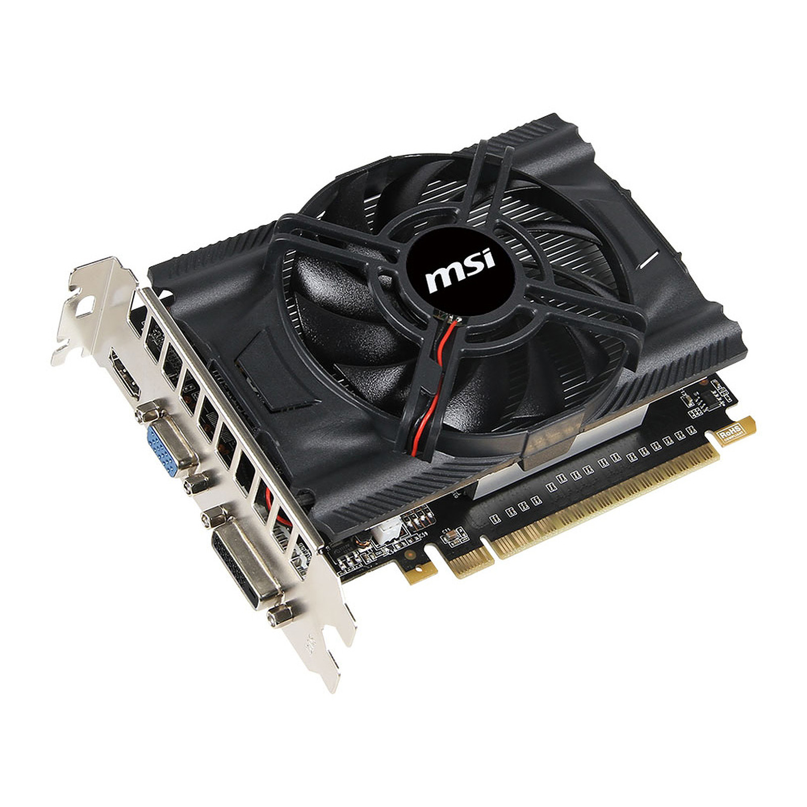 MSI GeForce GTX 650 N650-1GD5/OCV1