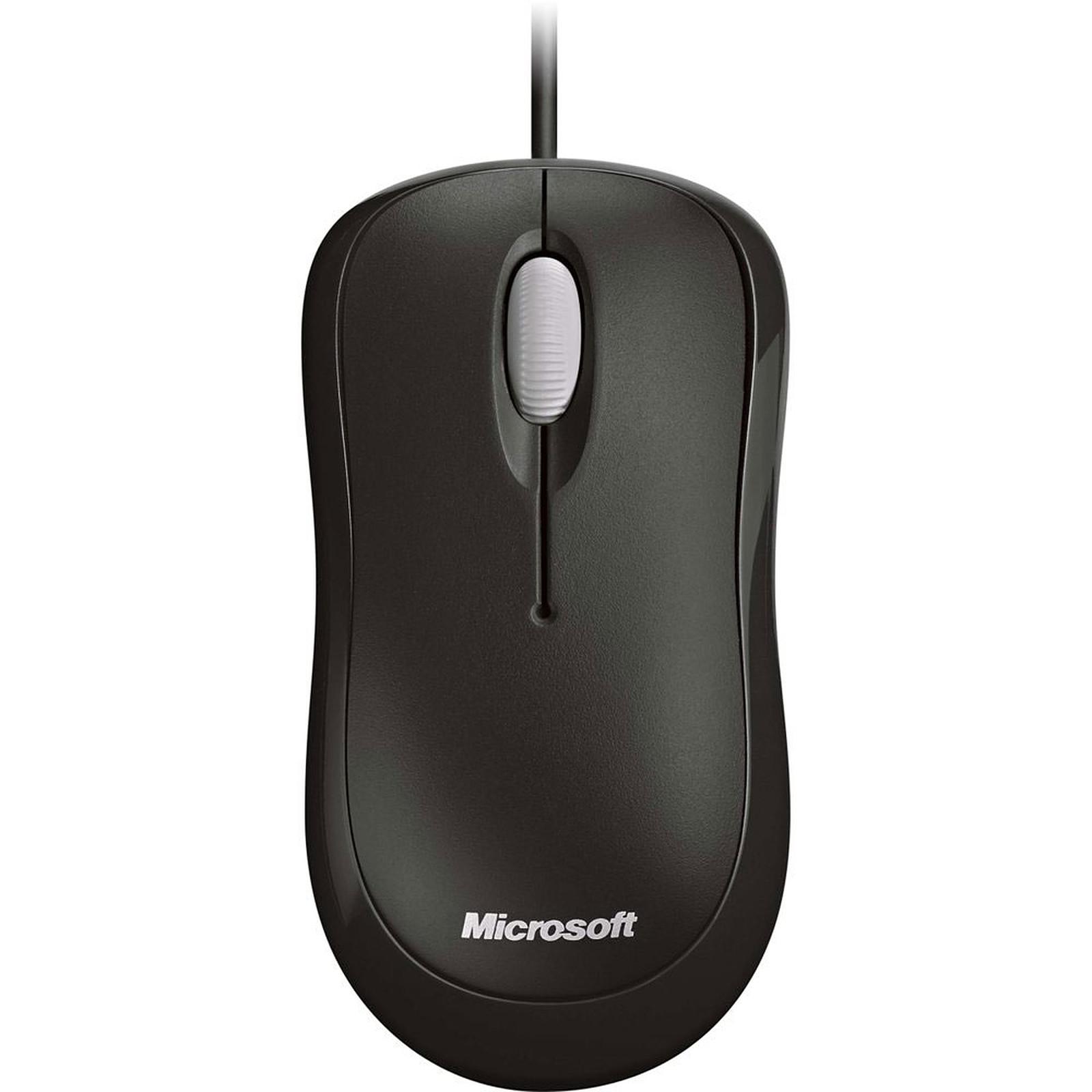 Microsoft Compact Optical Mouse 500 Noir