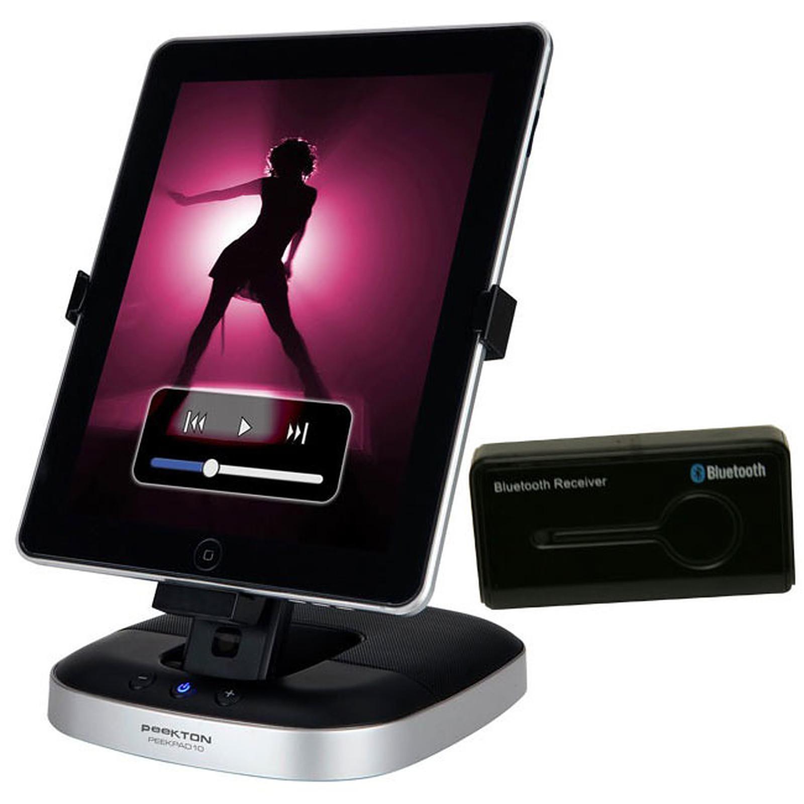 PeeKTON PeekPad 10 + Neo Sound Récepteur Bluetooth
