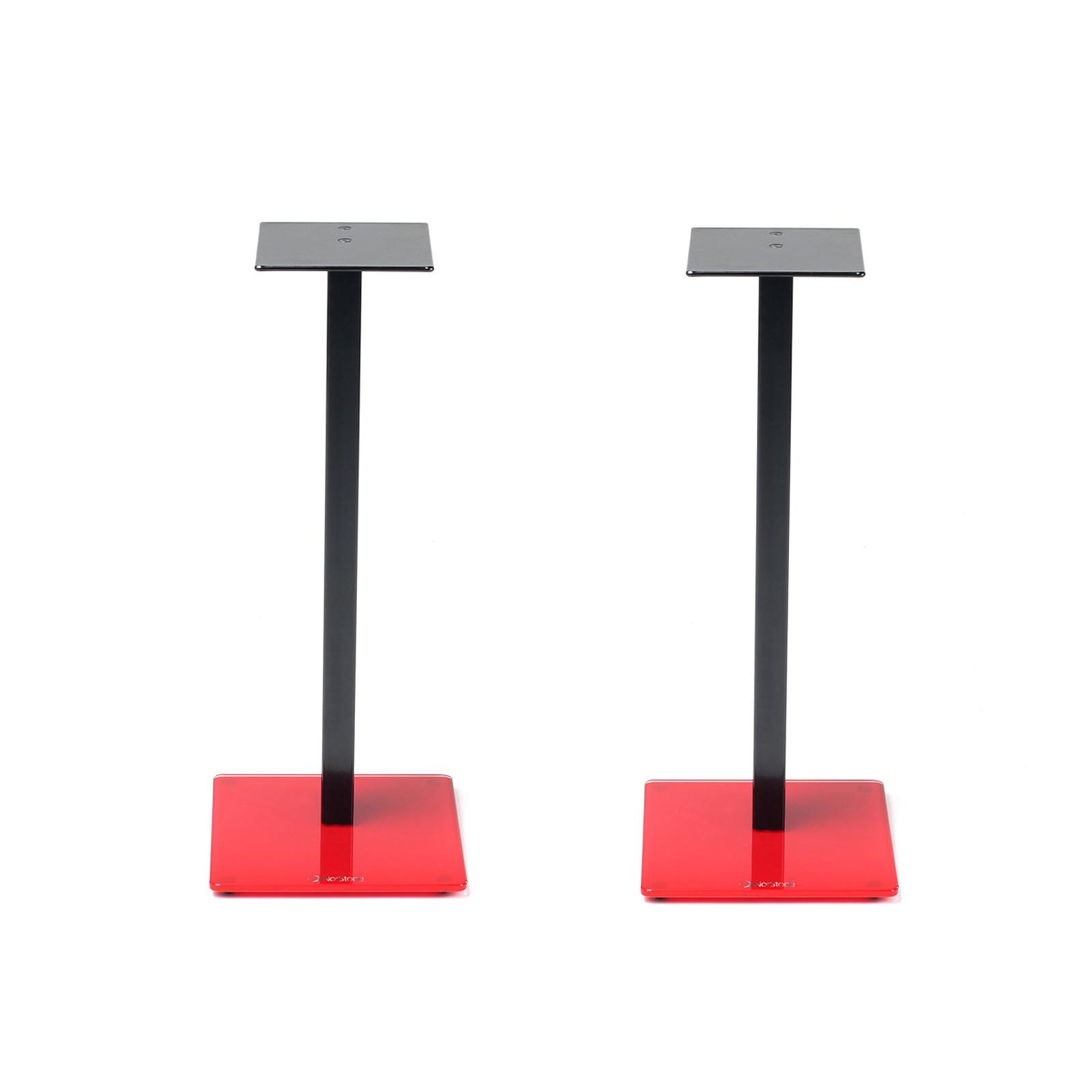 NorStone Esse Stand Rouge/Noir (par paire)