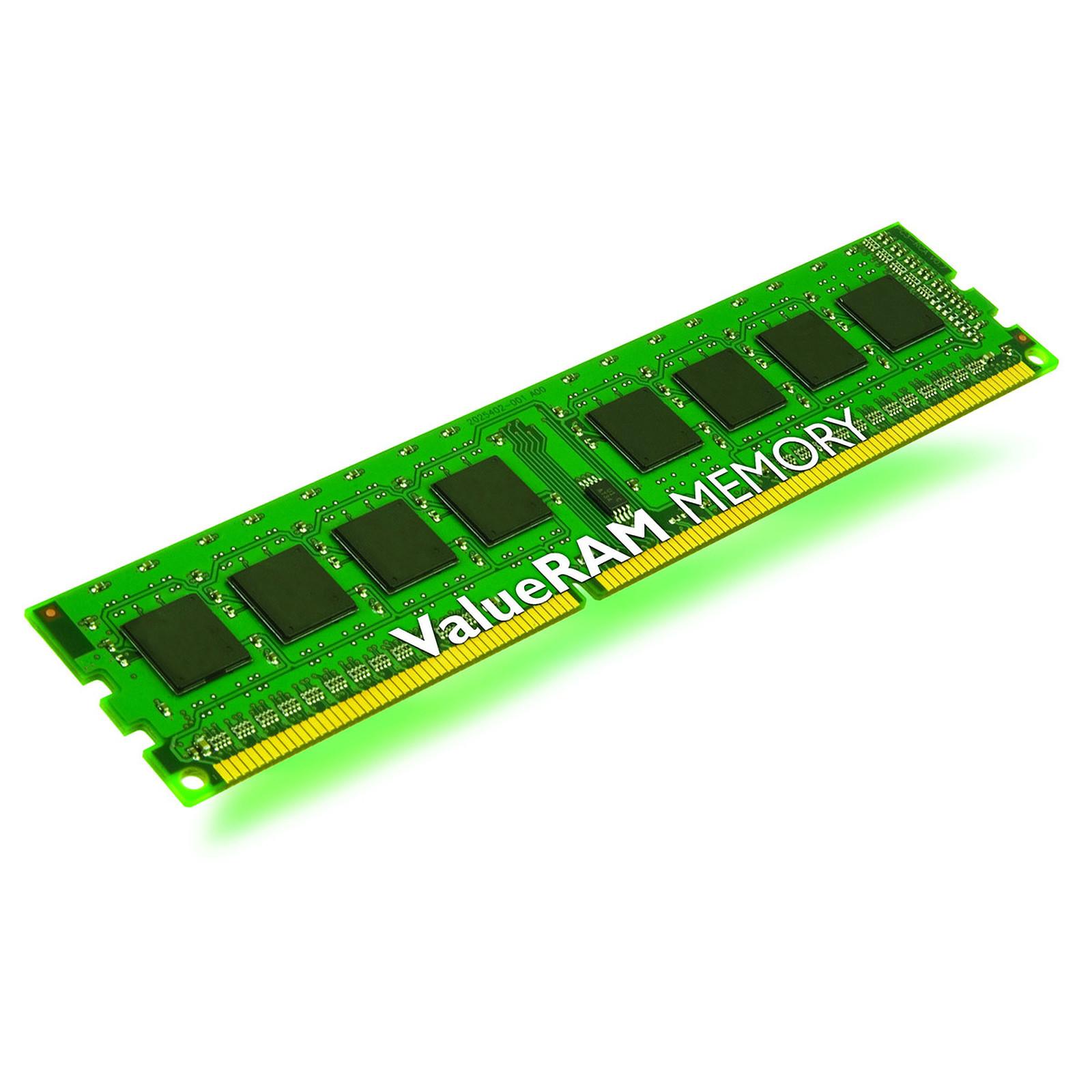 Kingston ValueRAM 4 Go DDR3 1333 MHz CL9 SR X8