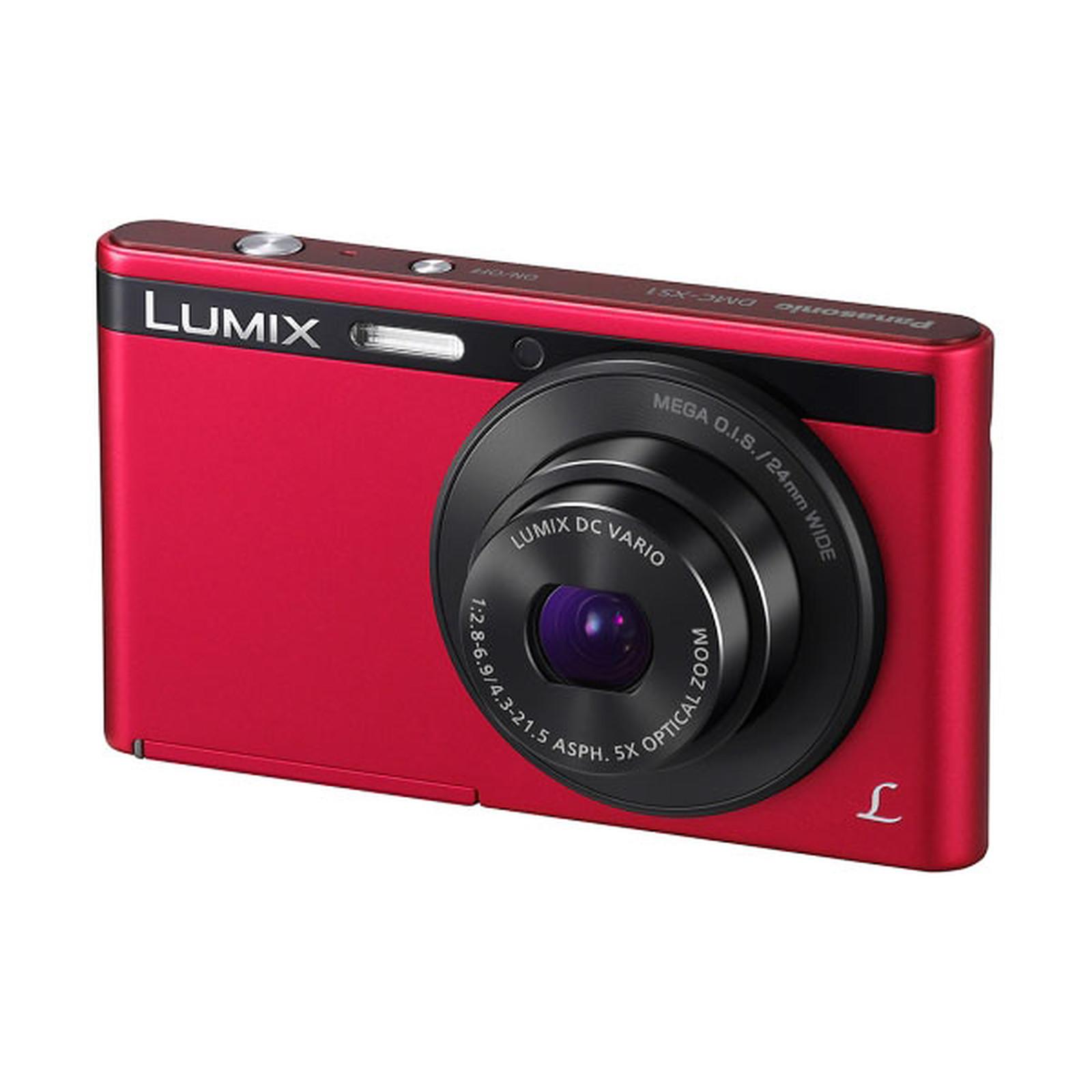 Panasonic DMC-XS1 Rouge