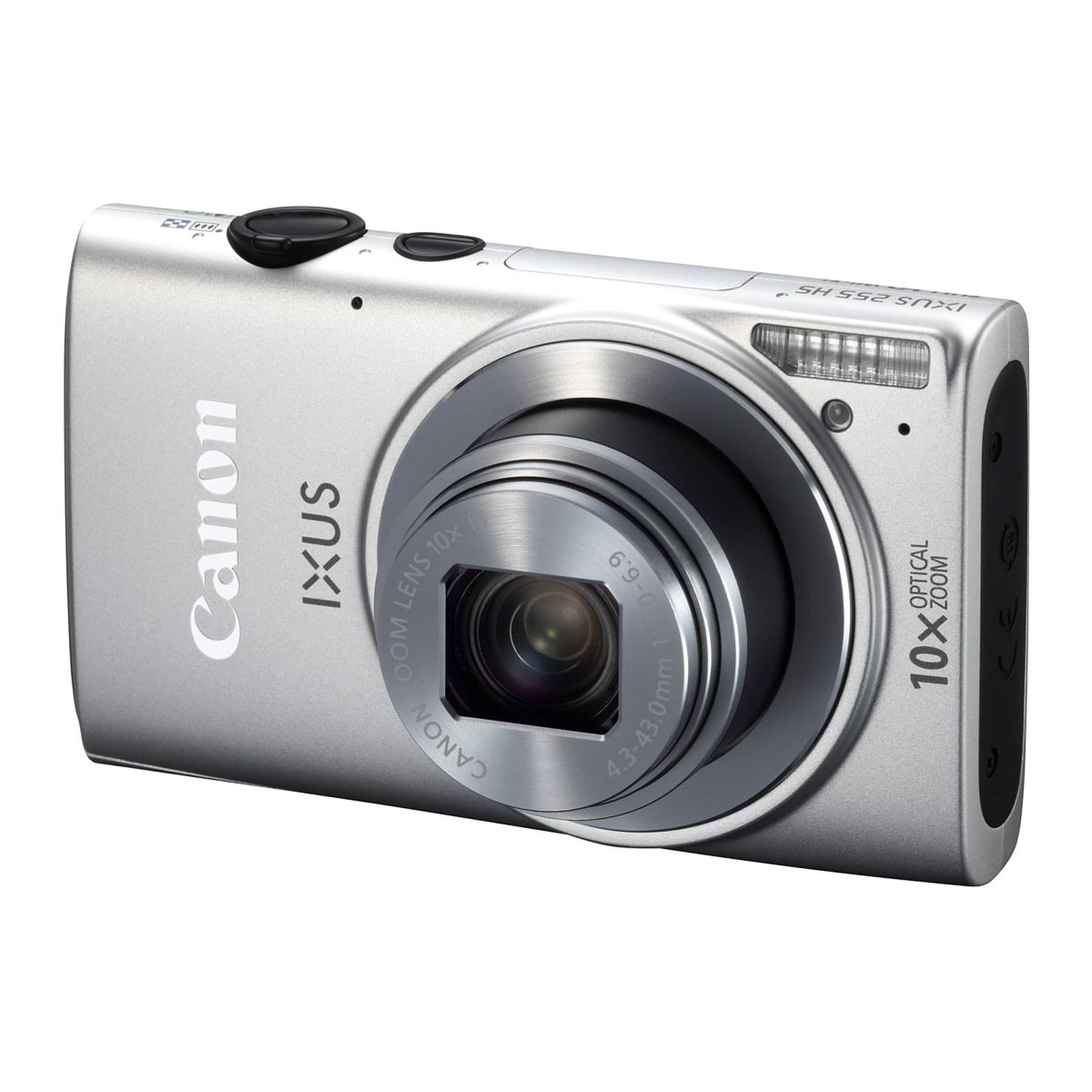 Canon IXUS 255 HS Argent