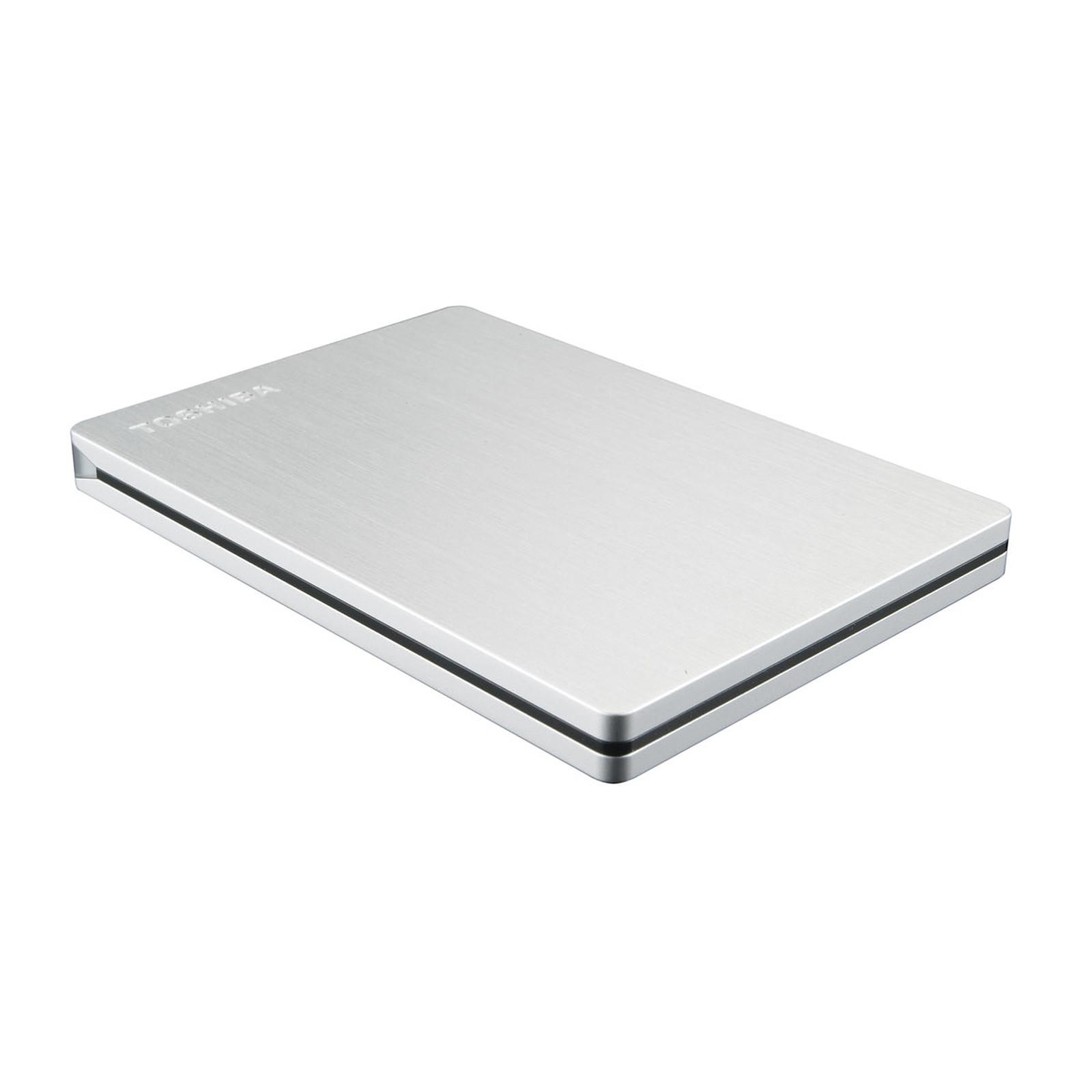 Toshiba Stor.e Slim 500 Go Argent