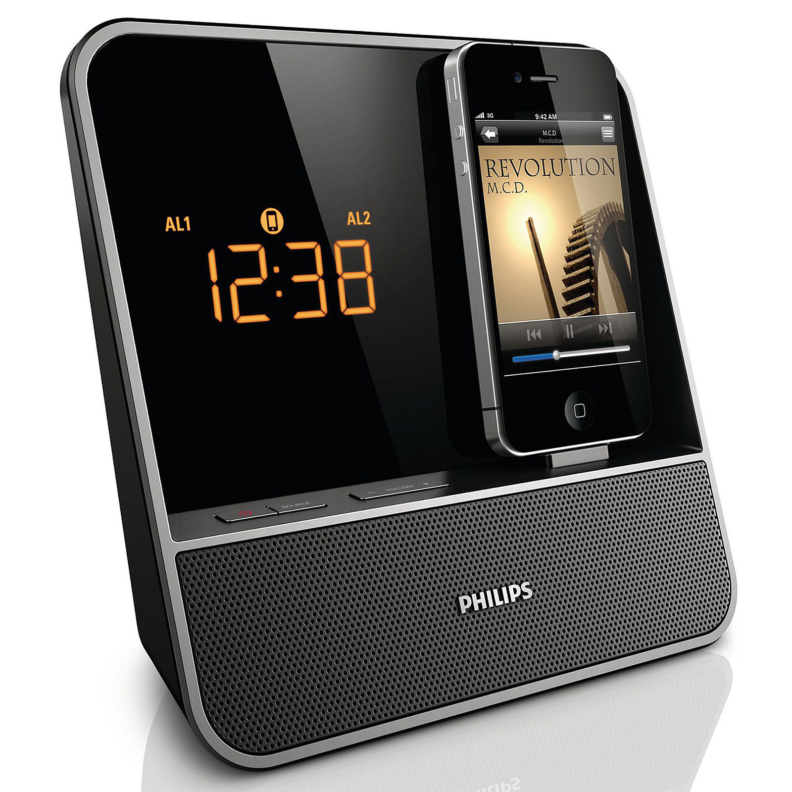 Philips AJ5350D Radio & radio réveil Philips sur