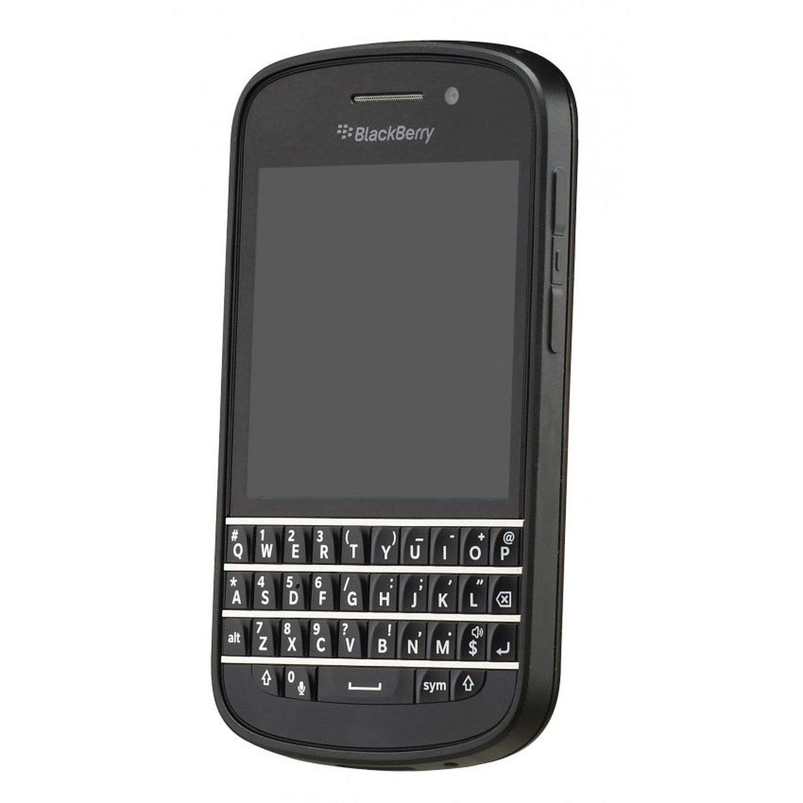 BlackBerry Hard Shell Noir pour BlackBerry Q10