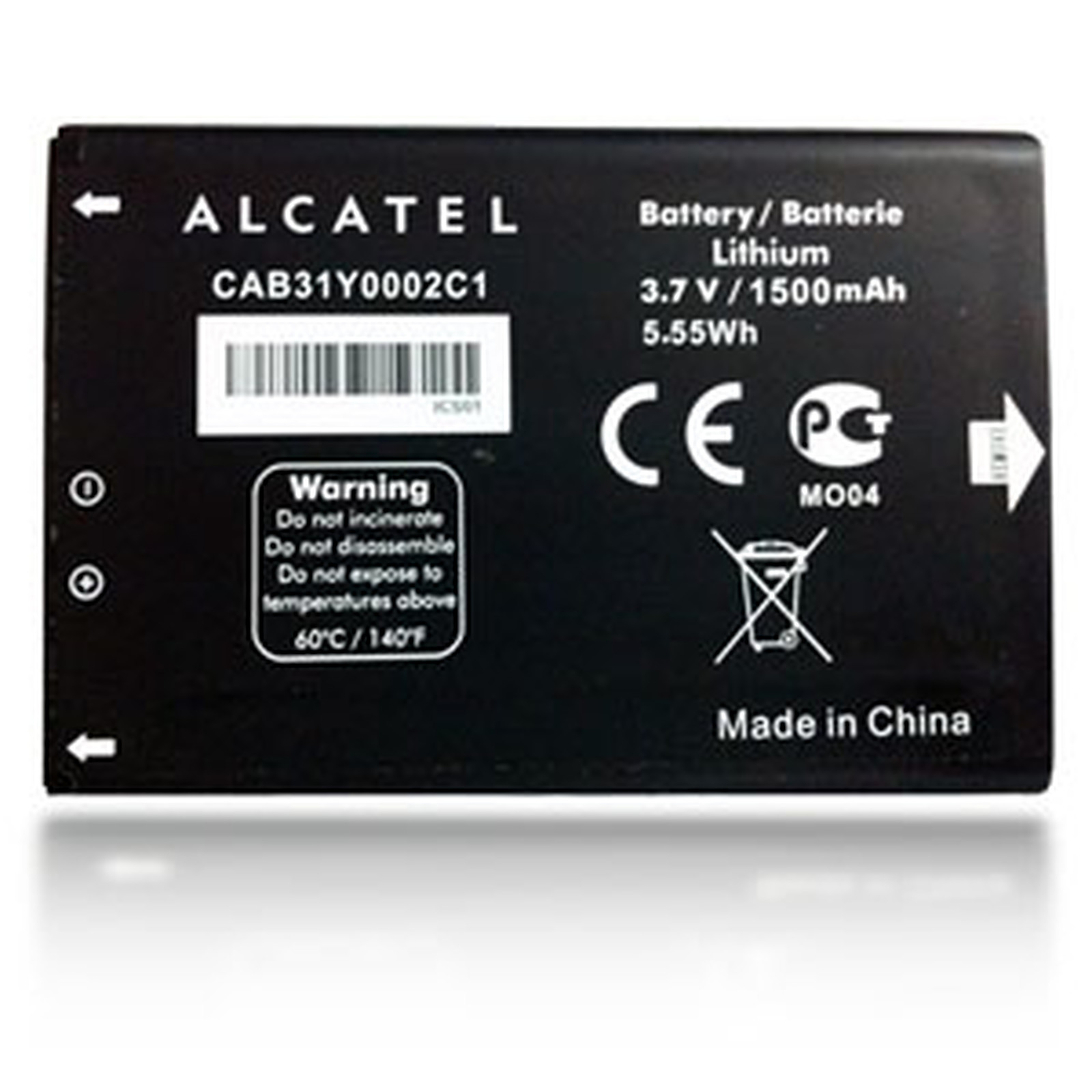 Alcatel One Touch BY75
