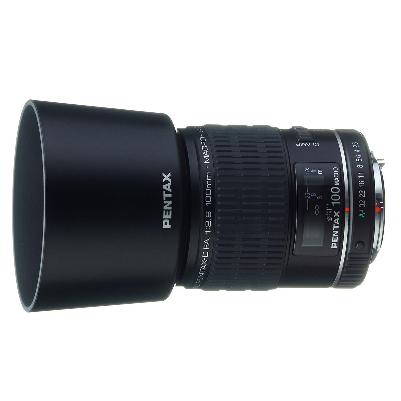 Pentax  smc D FA 100 mm f/2,8 Macro