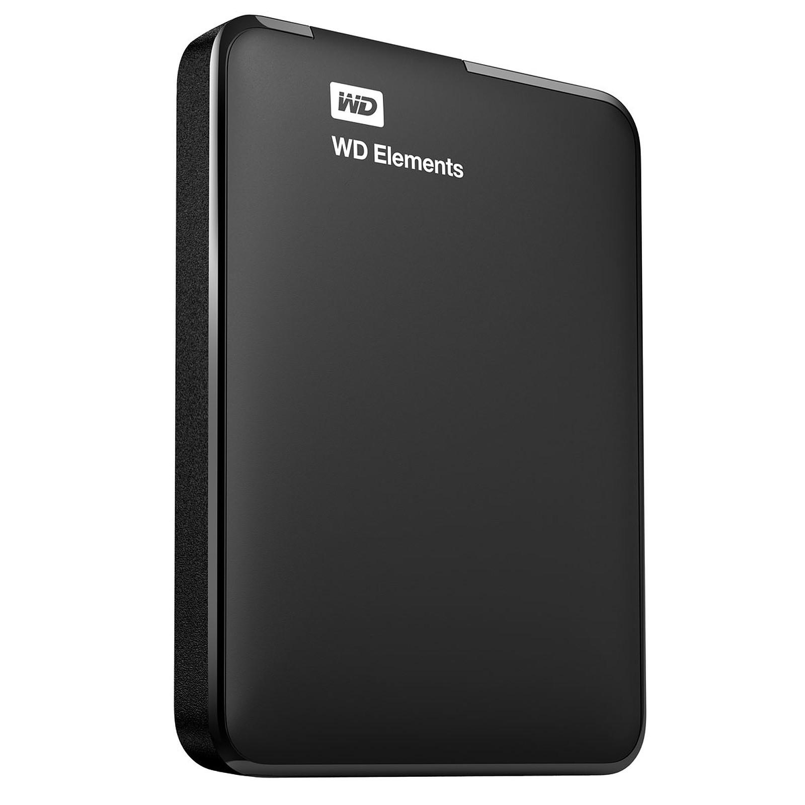 WD Elements Portable 500 Go Noir (USB 3.0)