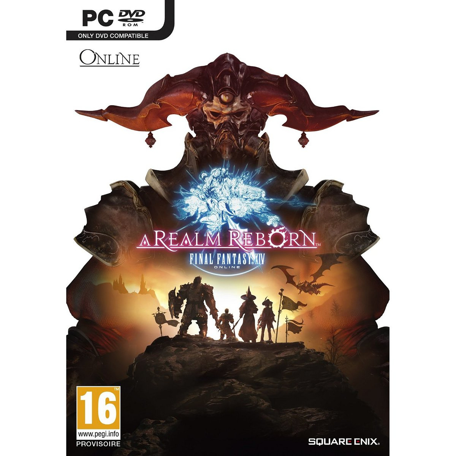 Final Fantasy XIV Online : A Realm Reborn (PC)
