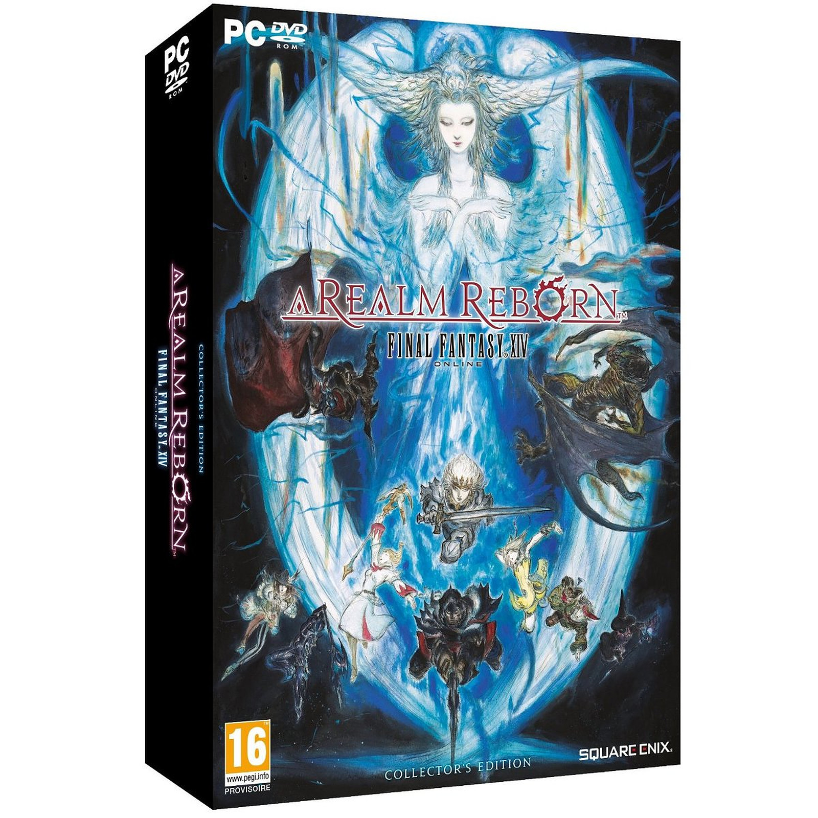 Final Fantasy XIV Online : A Realm Reborn - Collector (PC)
