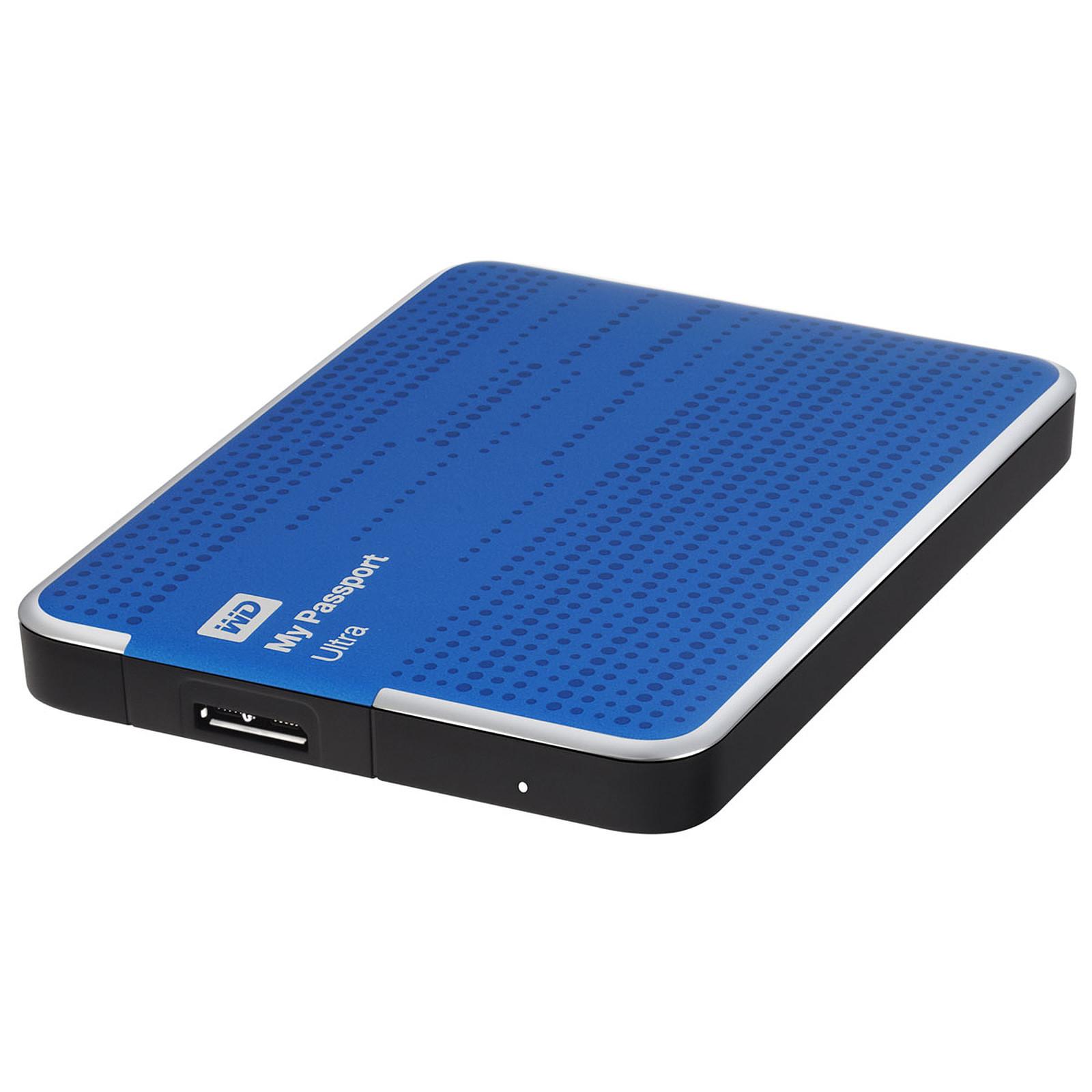 WD My Passport Ultra 1 To Bleu (USB 3.0)