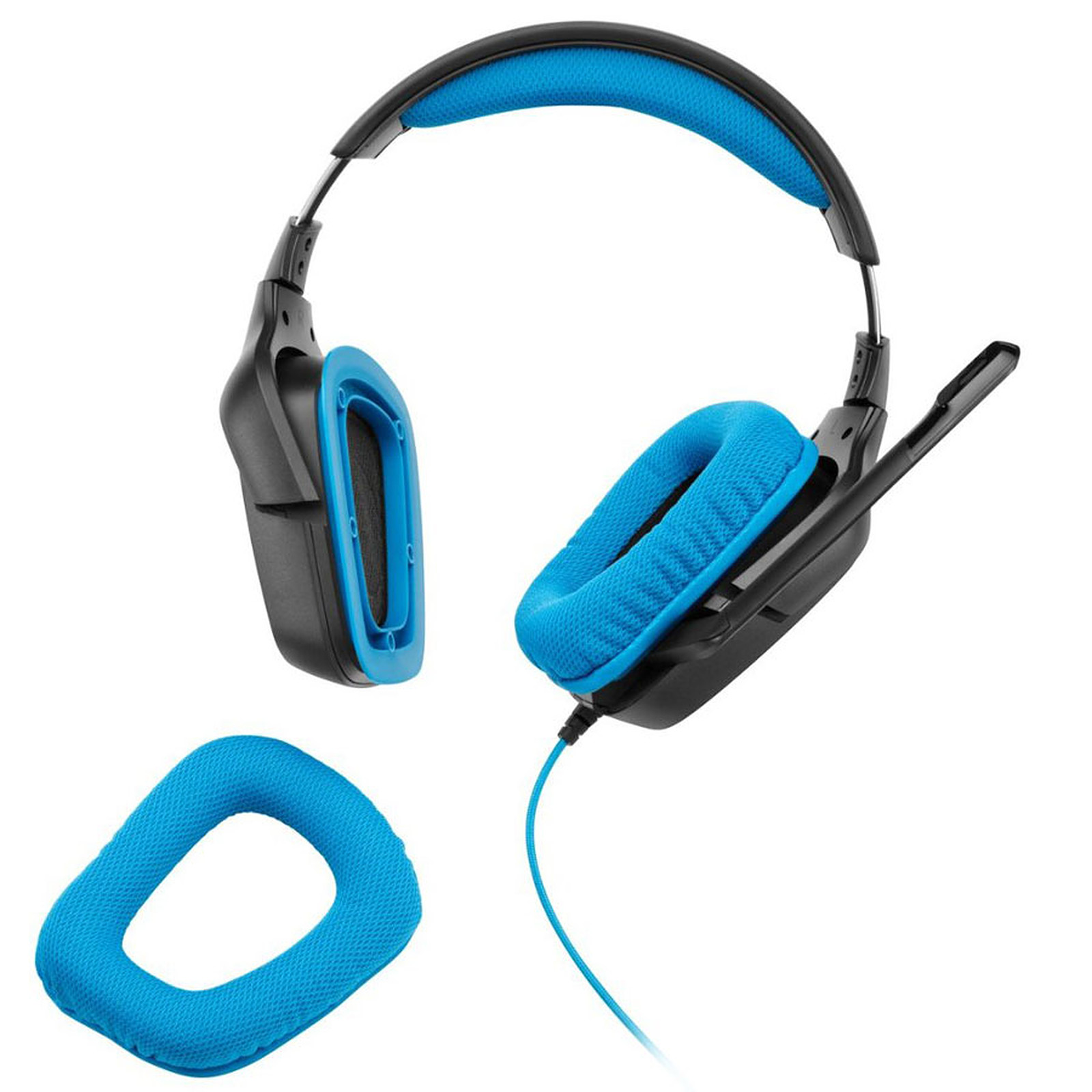 casque audio logitech g430