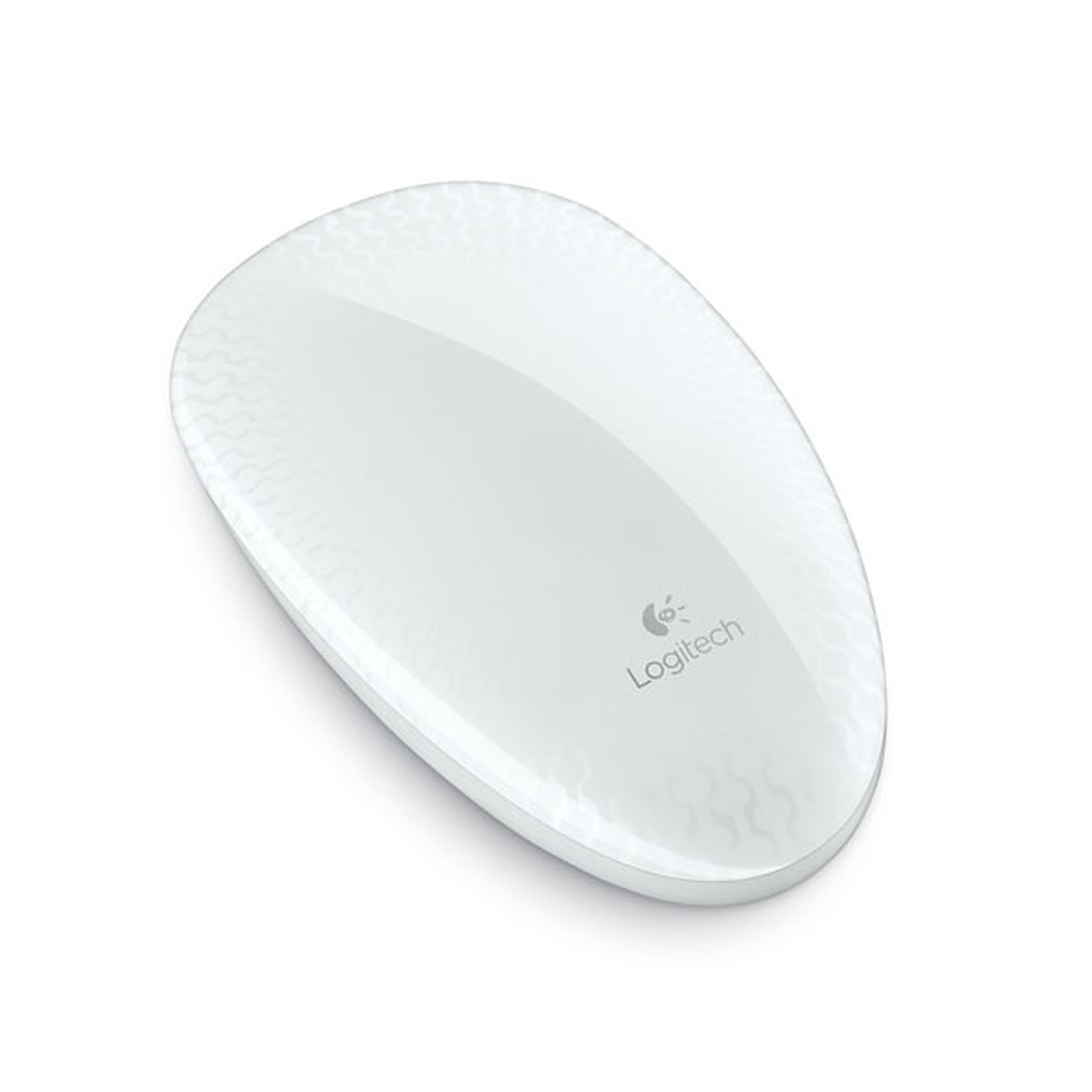 Logitech Touch Mouse T620 (Blanc)