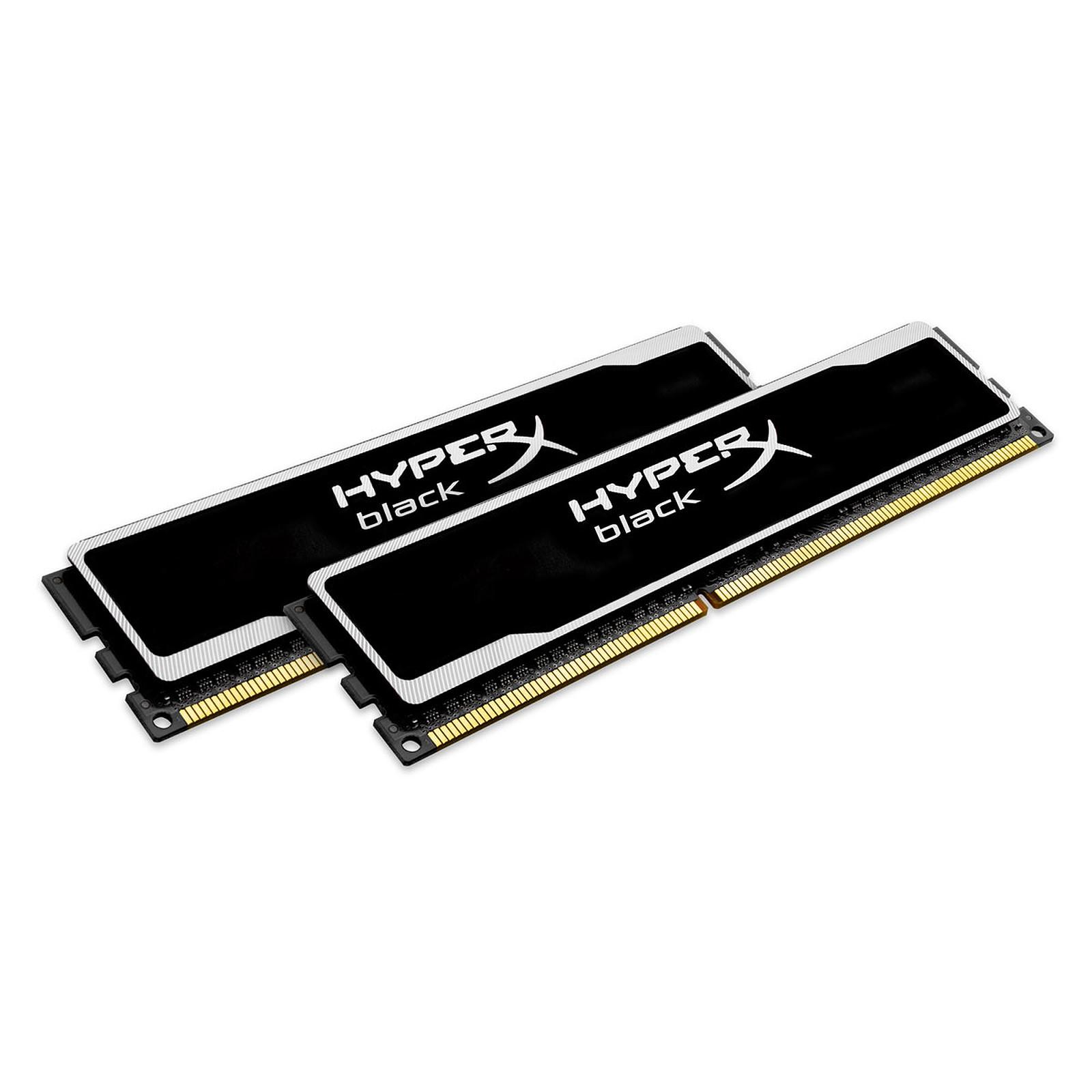 Kingston HyperX black 16 Go (2x 8 Go) DDR3 1600 MHz CL10