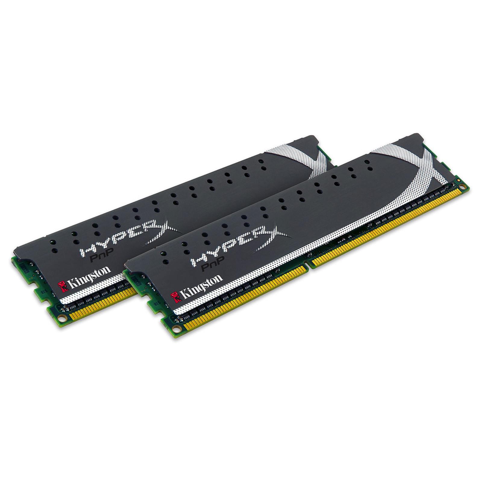 Kingston HyperX PnP 16 Go (2x 8 Go) DDR3 1866 MHz CL11