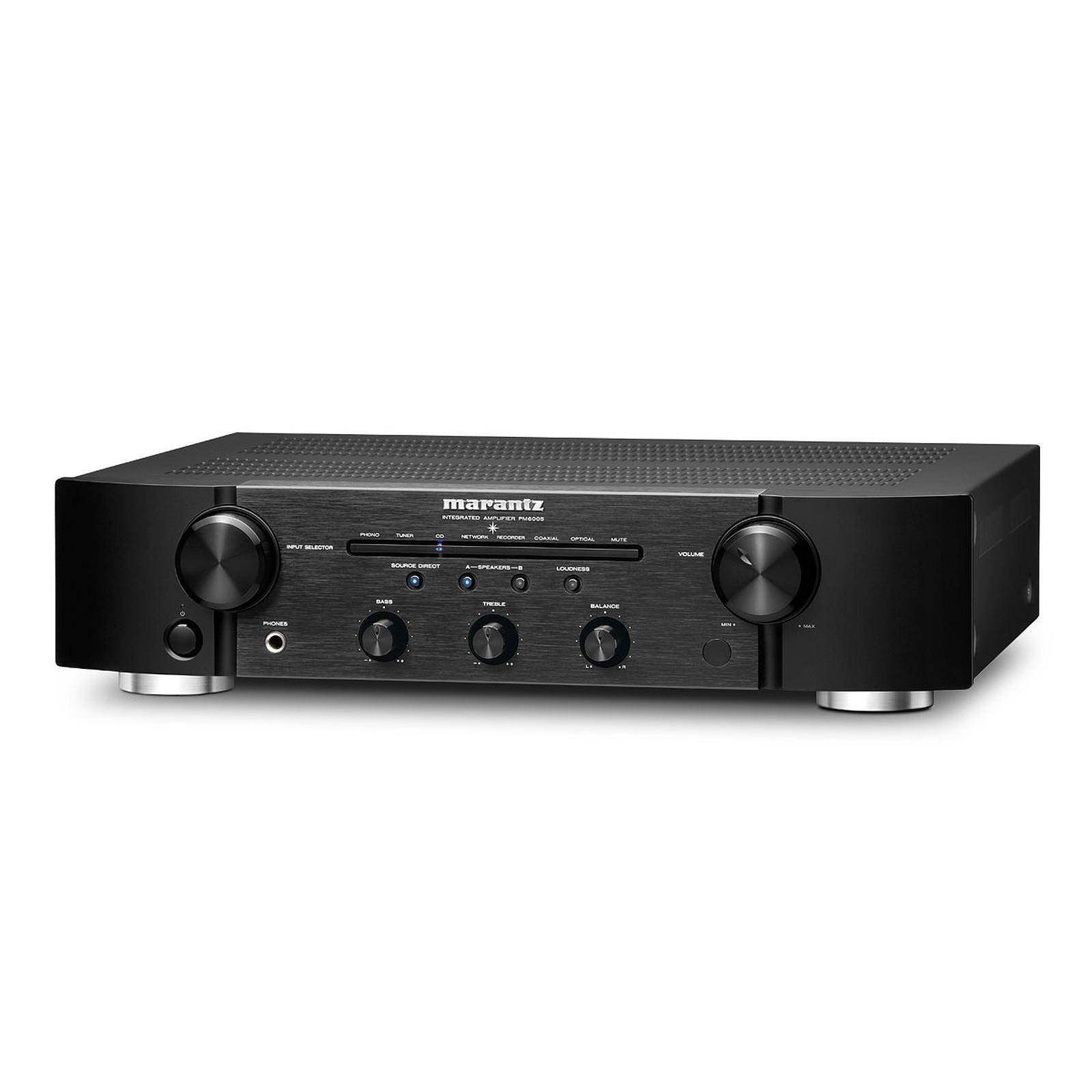 Marantz PM6005 Noir - Amplificateur Hifi Marantz sur LDLC