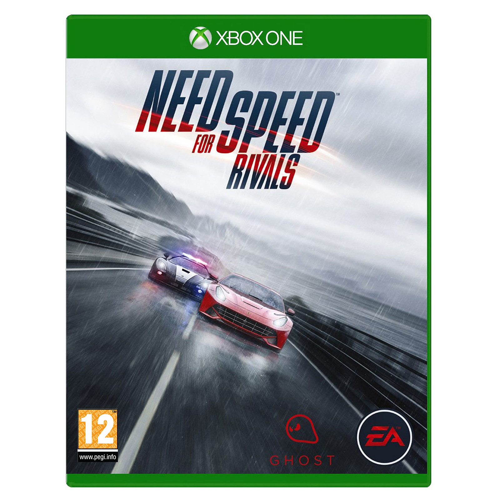 need for speed rivals xbox one jeux xbox one. Black Bedroom Furniture Sets. Home Design Ideas