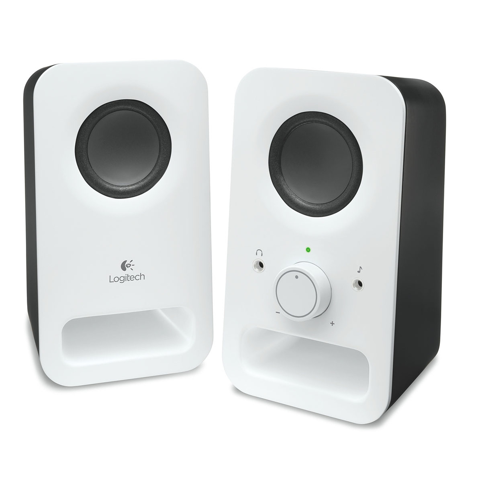 Logitech Multimedia Speakers Z150 Blanc