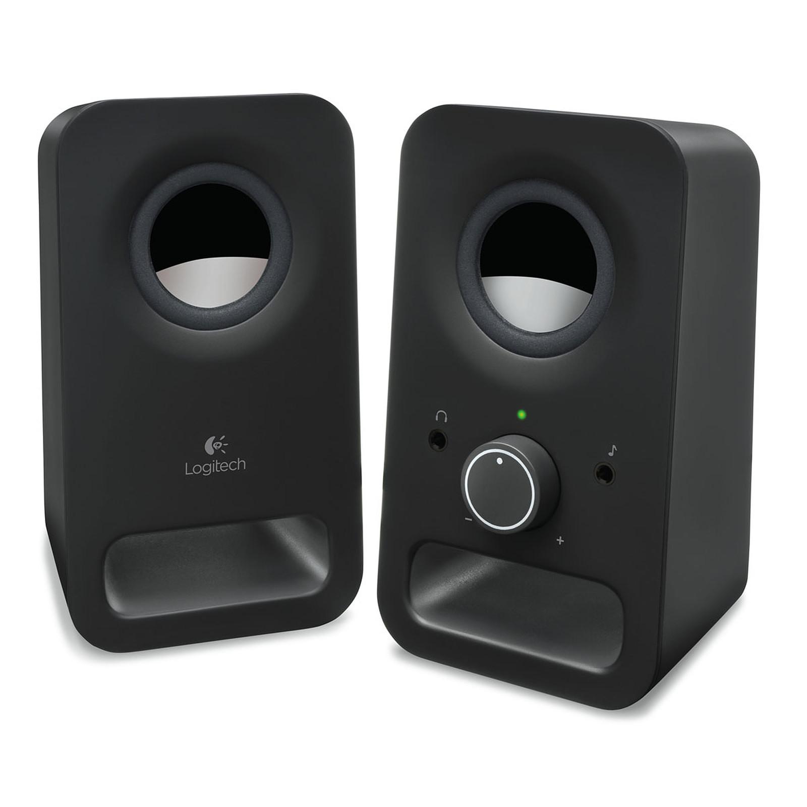 Logitech Multimedia Speakers Z150 Noir