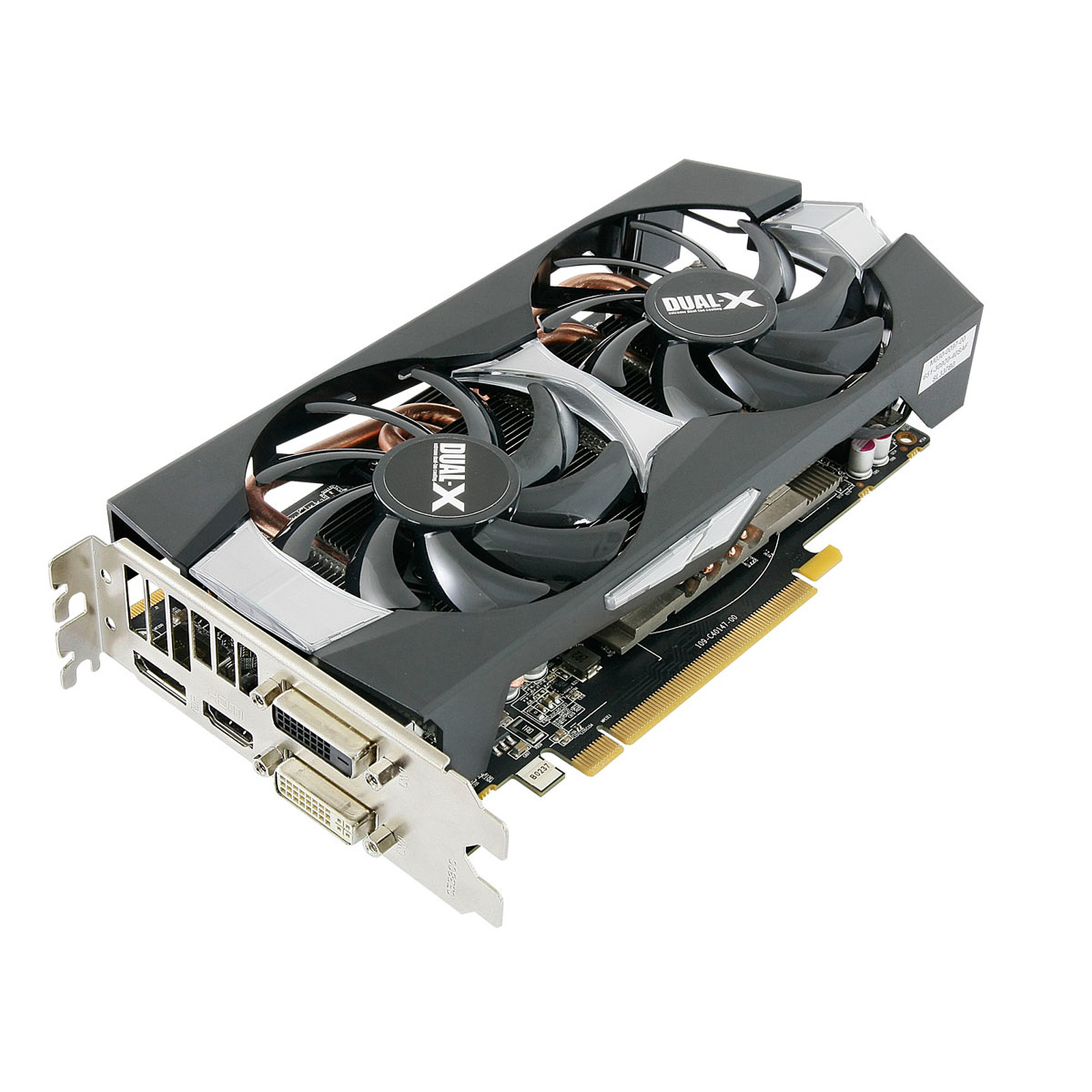 Sapphire Radeon R9 270X Dual-X 2G GDDR5 OC