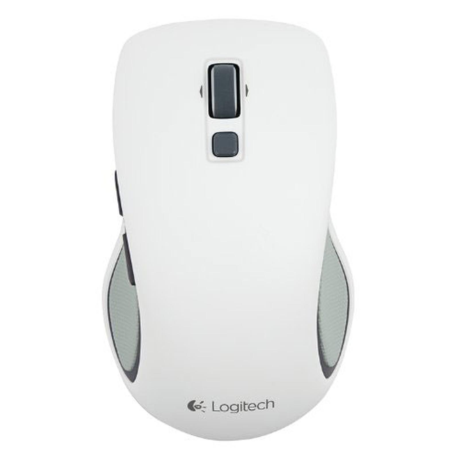 Logitech Wireless Mouse M185 (Blanco)
