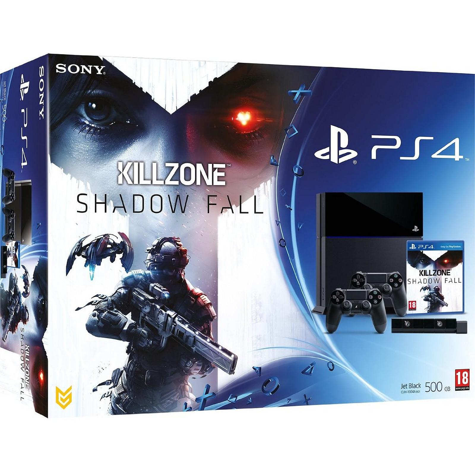 Sony PlayStation 4 + Killzone Shadow Fall + Camera + Dual Shock 4