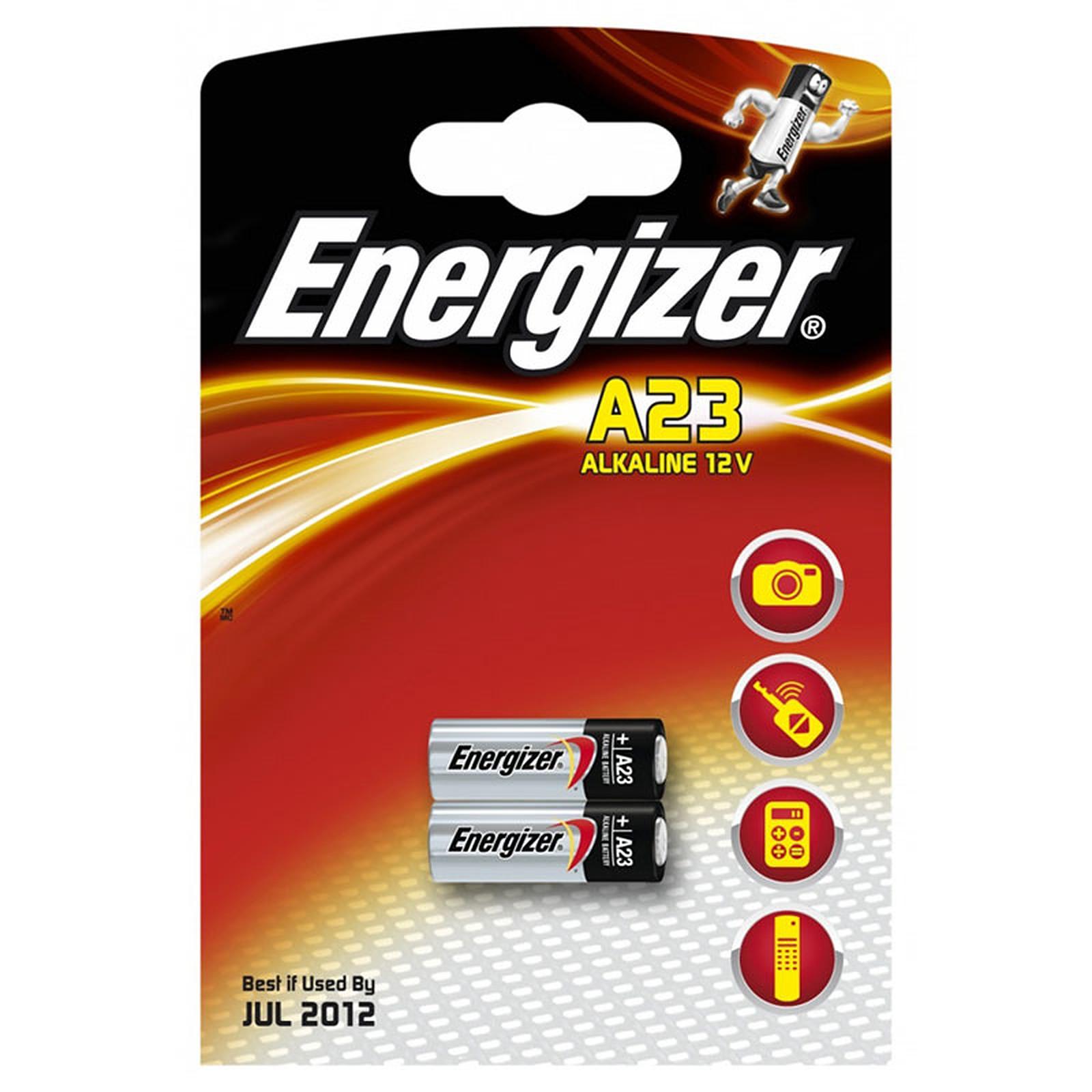 Energizer A23 Alkaline 12V (par 2)