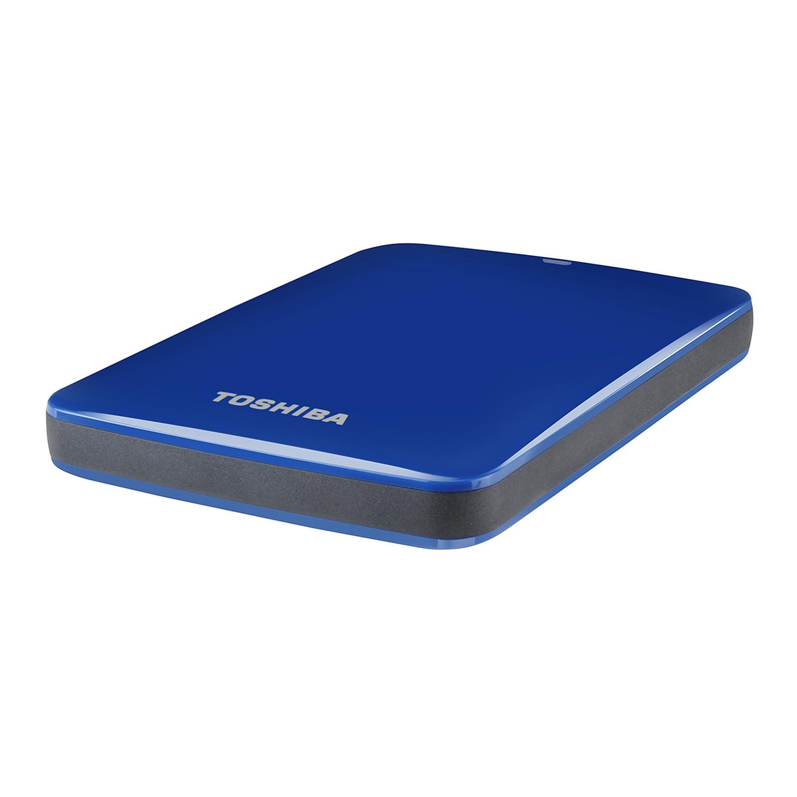 Toshiba Stor.e Canvio v7 1 To Bleu