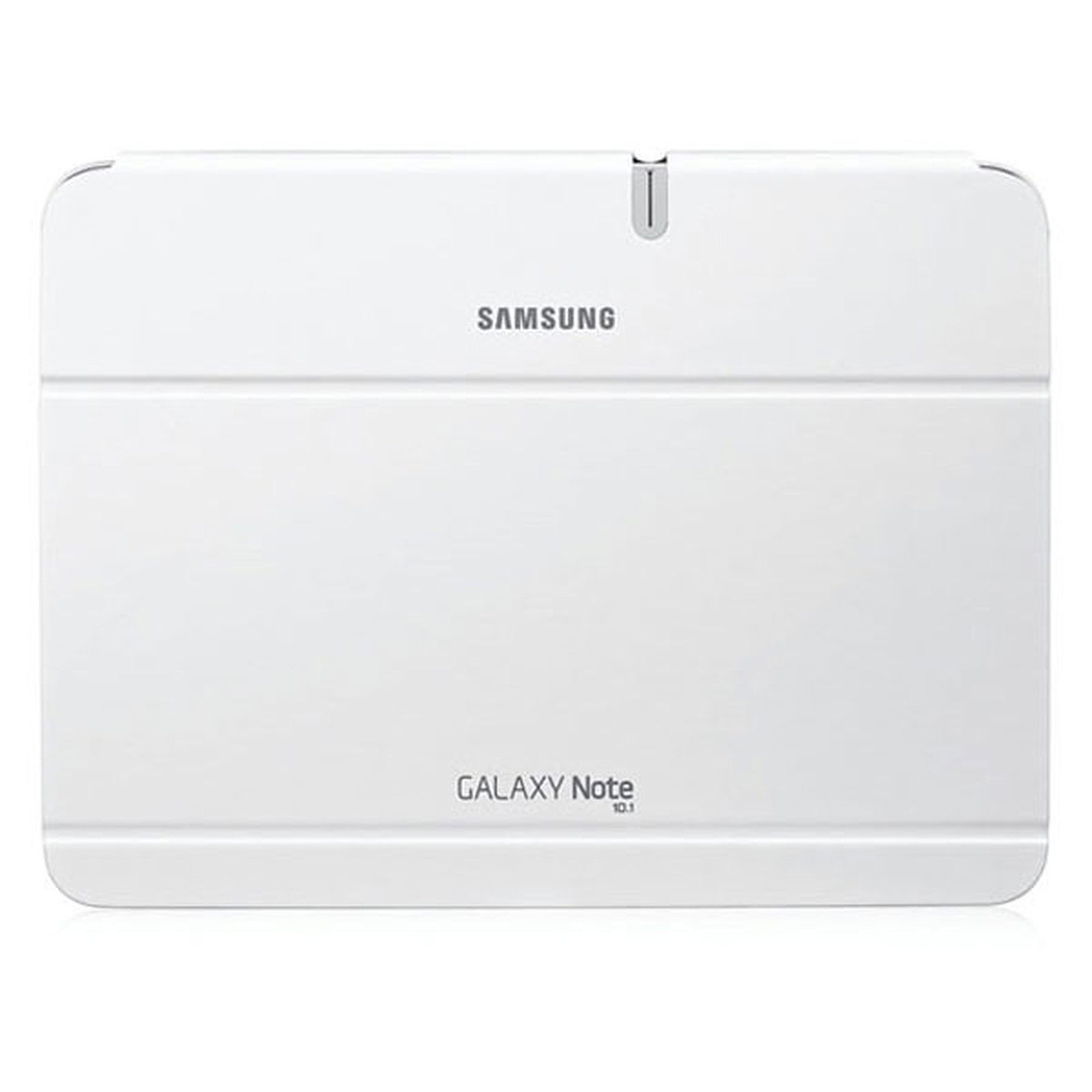 Samsung EFC-1G2NWE Book Cover Blanc (pour Samsung Galaxy Note 10.1)