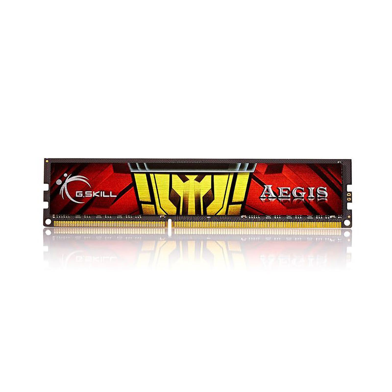 G.Skill Aegis Series 4 Go DDR3 1333 MHz CL9