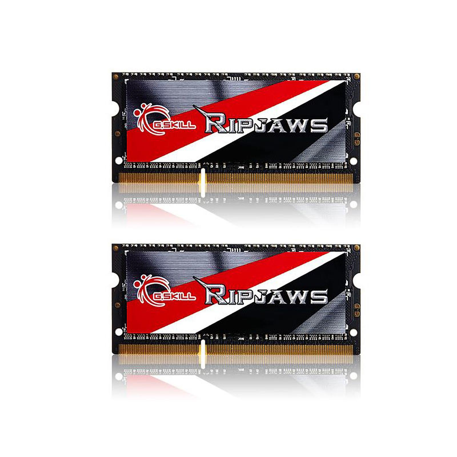 G.Skill RipJaws Series SO-DIMM 16 Go (2 x 8 Go) DDR3 1600 MHz CL11