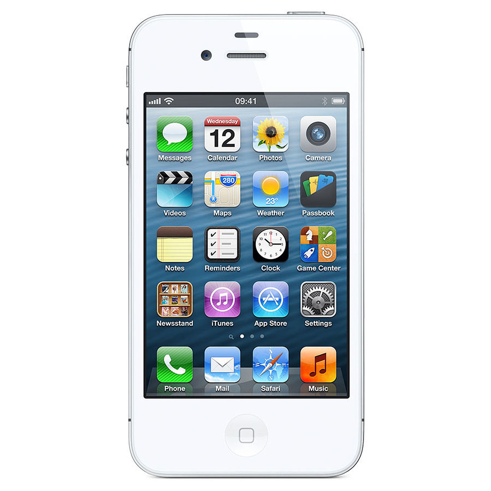 Apple iPhone 4s 8 Go Blanc