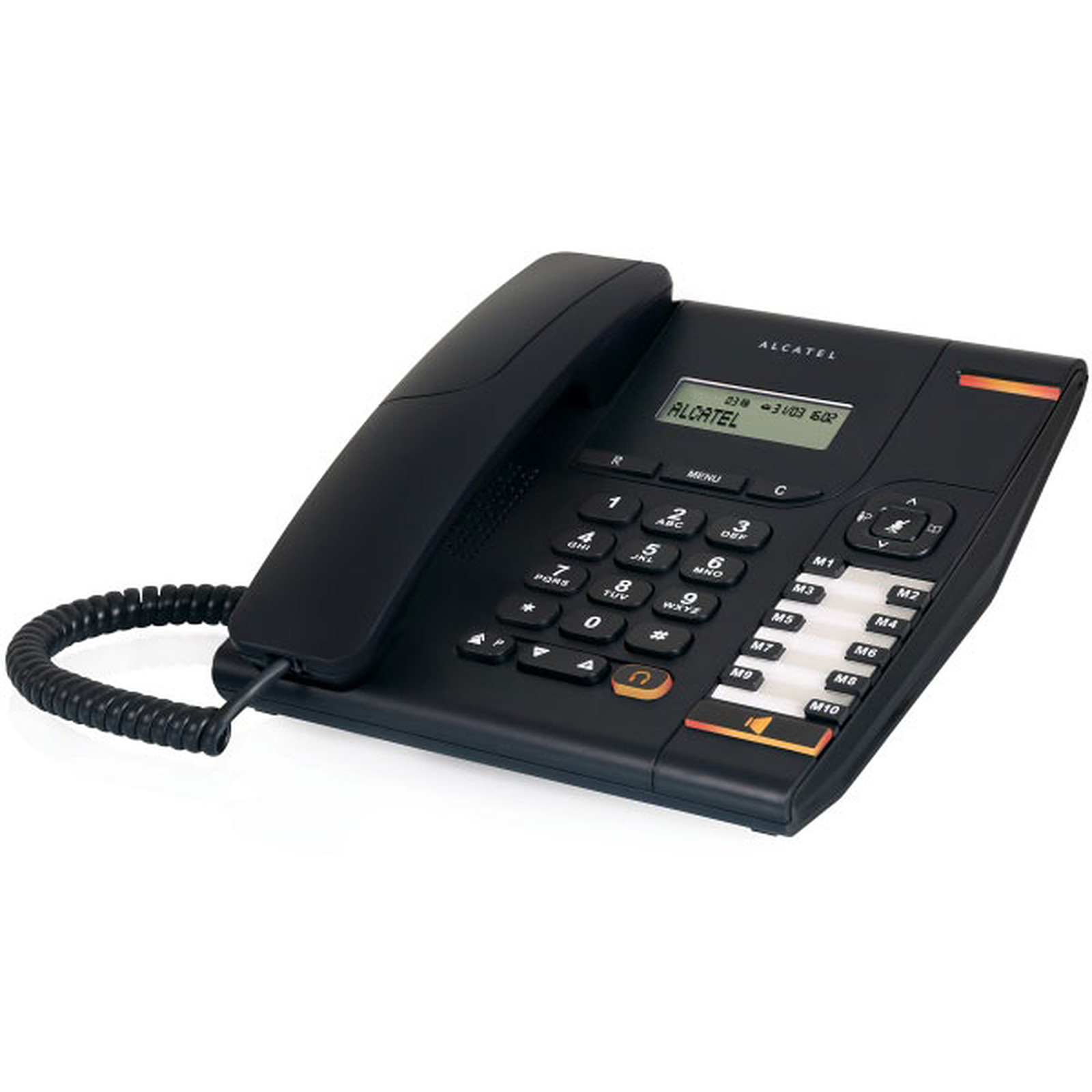 Alcatel Temporis 580 Noir