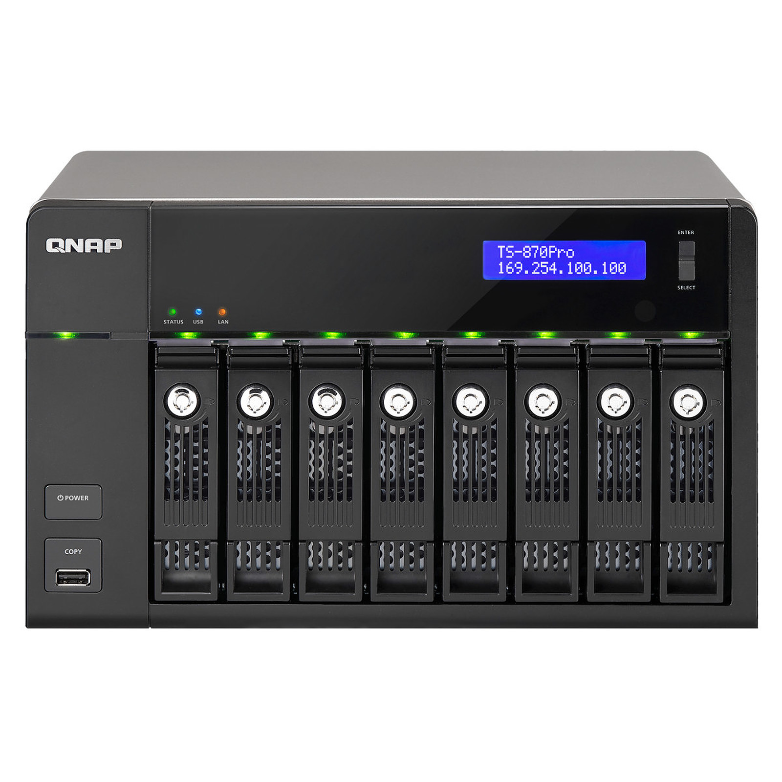 QNAP TS-870 PRO