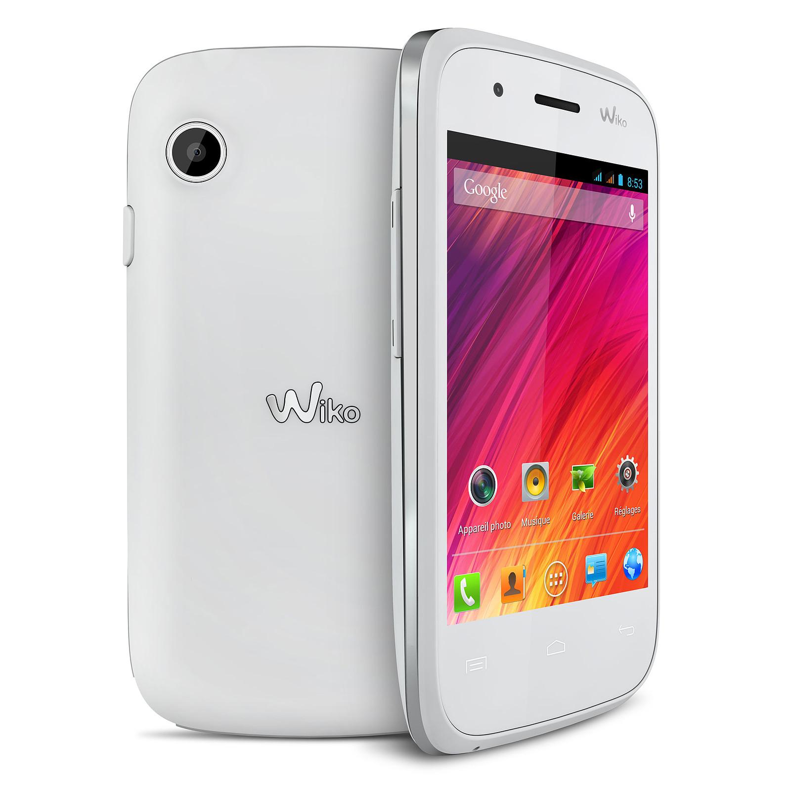 Wiko Ozzy Blanc - Mobile & smartphone Wiko sur LDLC | Muséericorde
