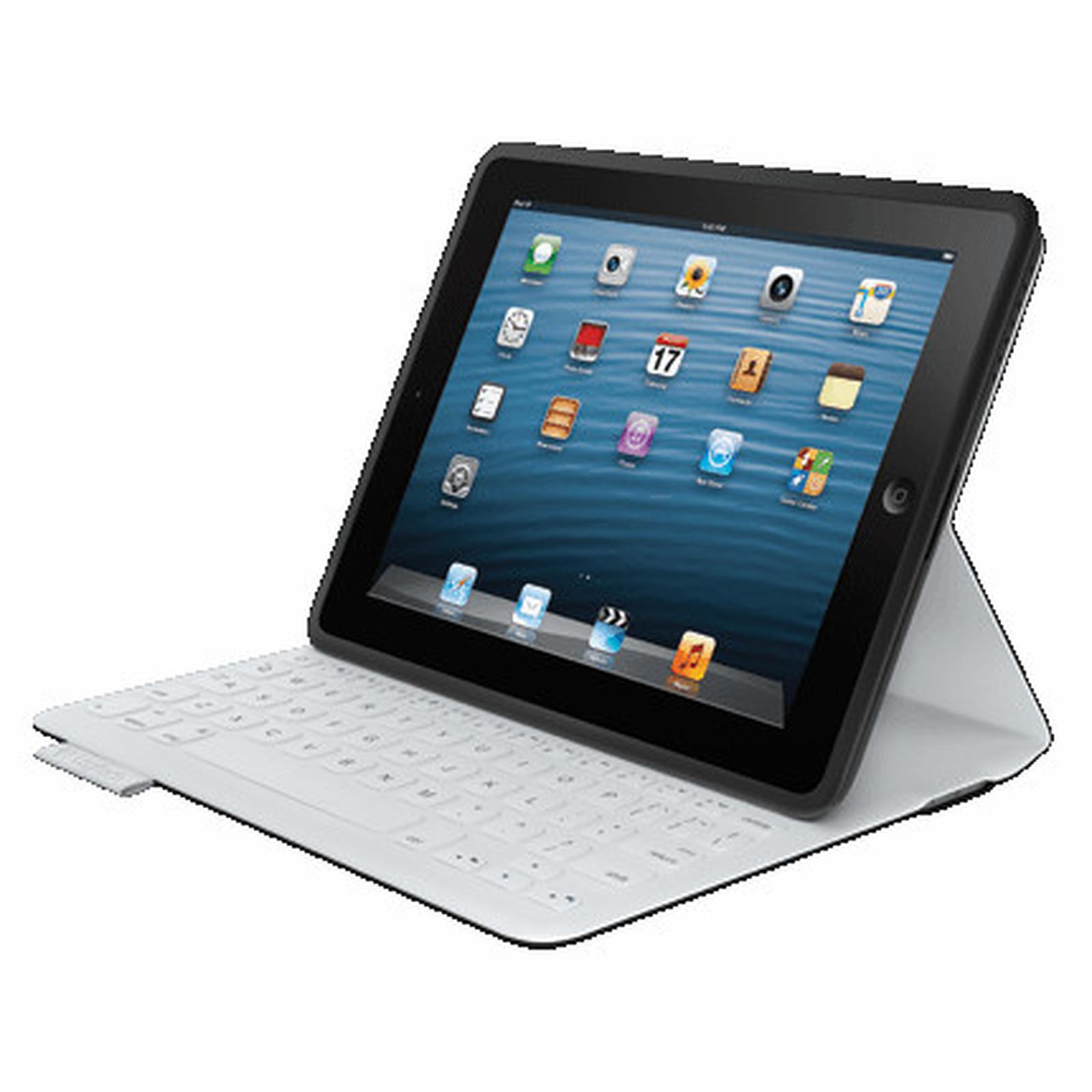 Logitech FabricSkin Keyboard Folio (Carbon Black)