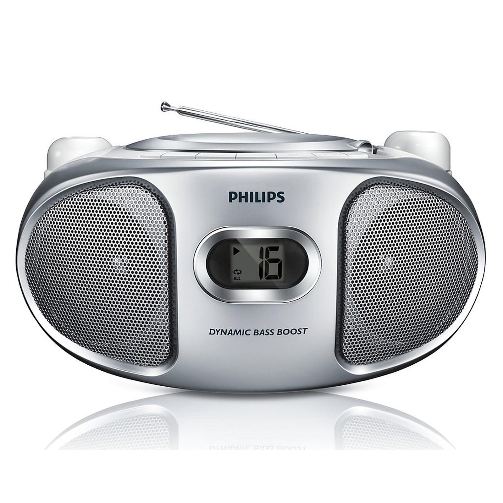 Philips AZ105S Argent
