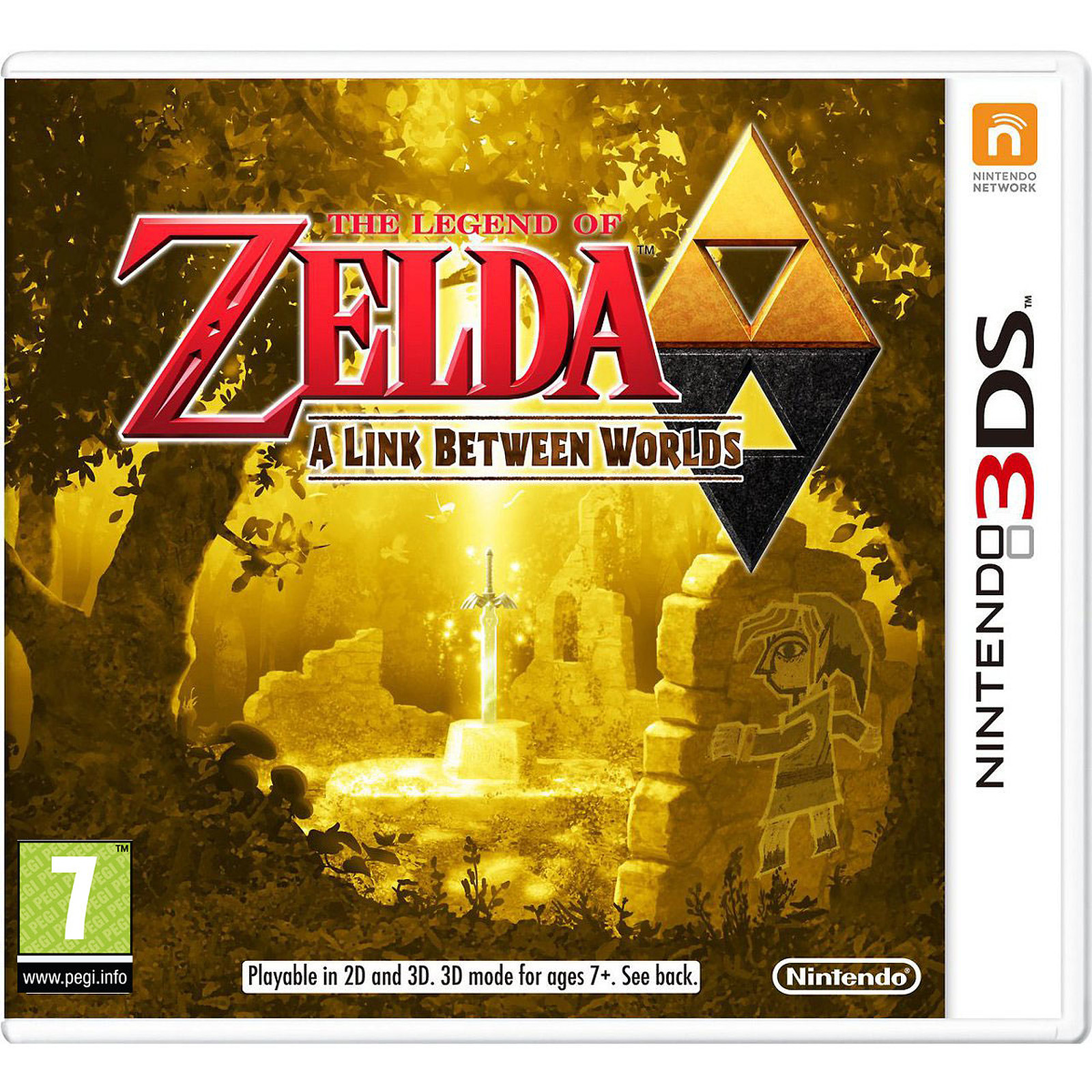 The Legend Of Zelda A Link Between Worlds Nintendo 3ds 2ds