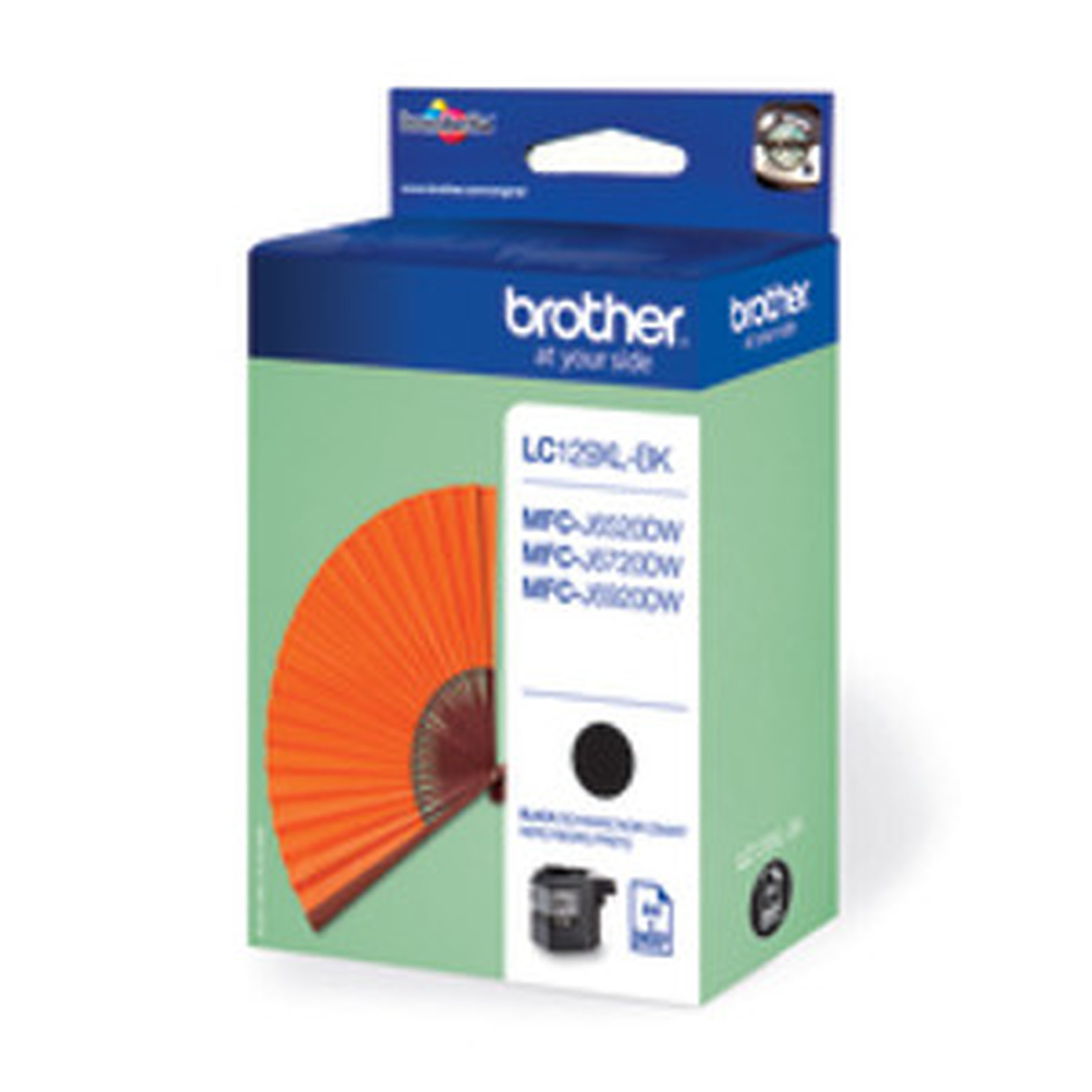 Brother LC129XL-BK (Noir)