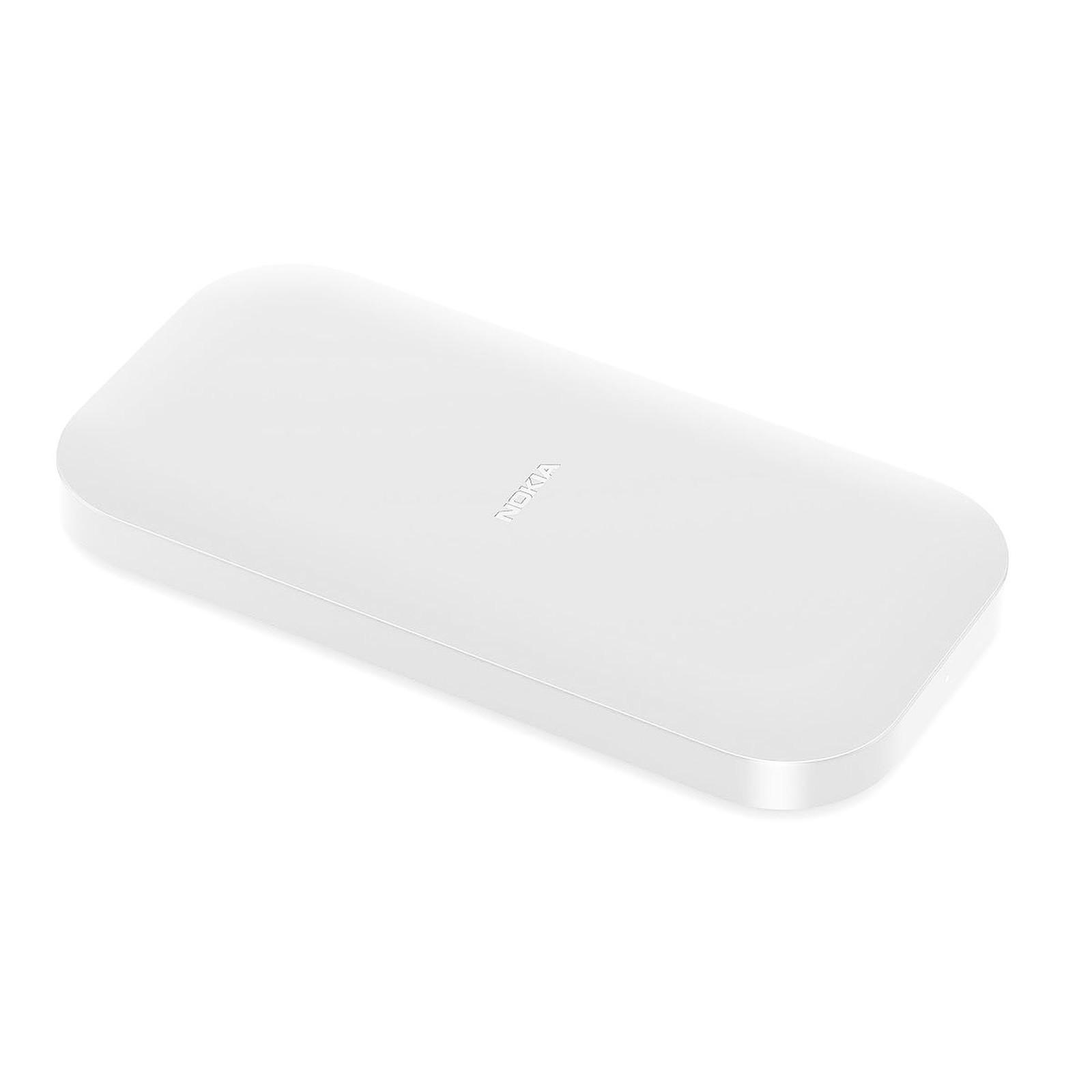 Nokia Socle De Chargement Sans Fil Dc 50 Blanc Chargeur