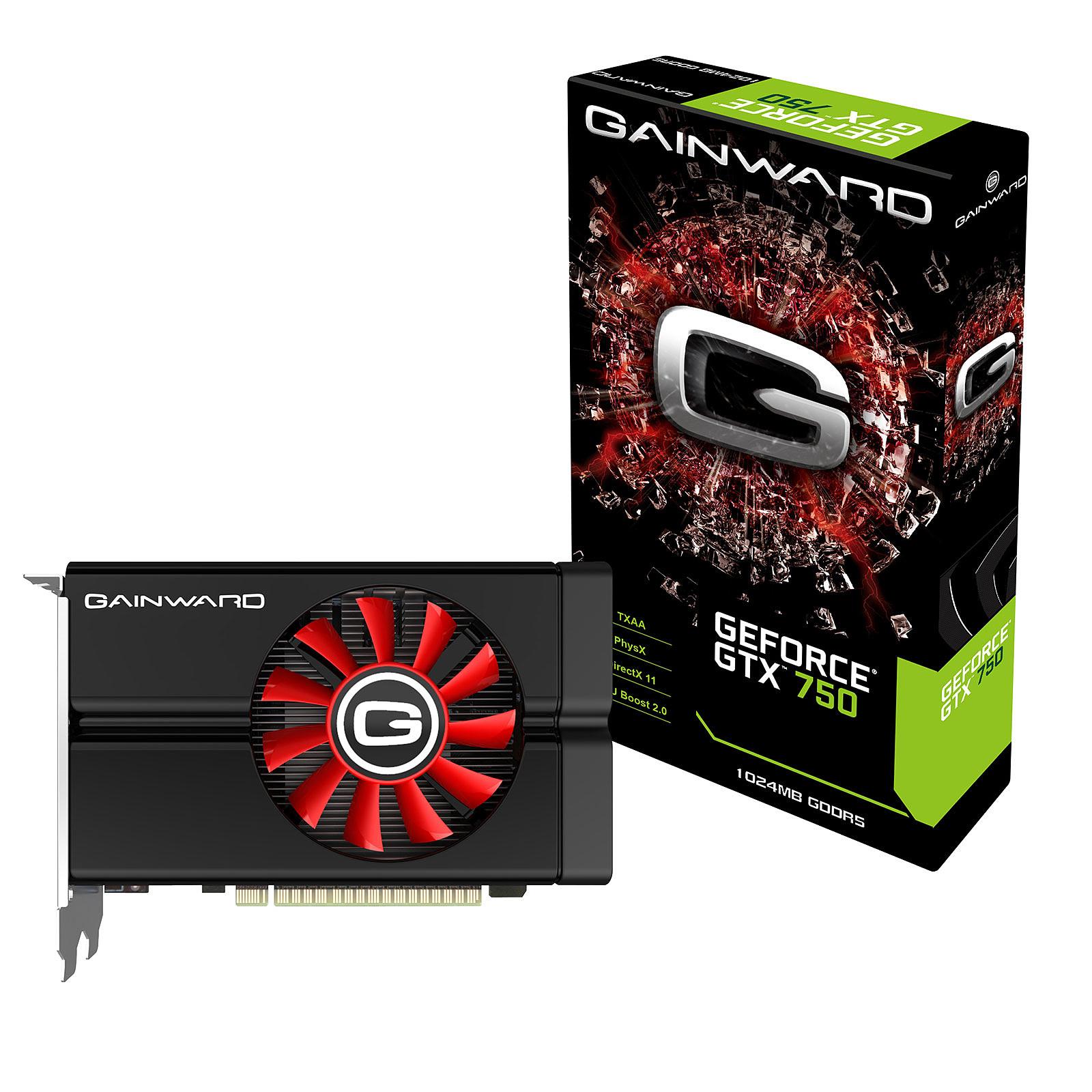 Gainward GeForce GTX 750 1GB