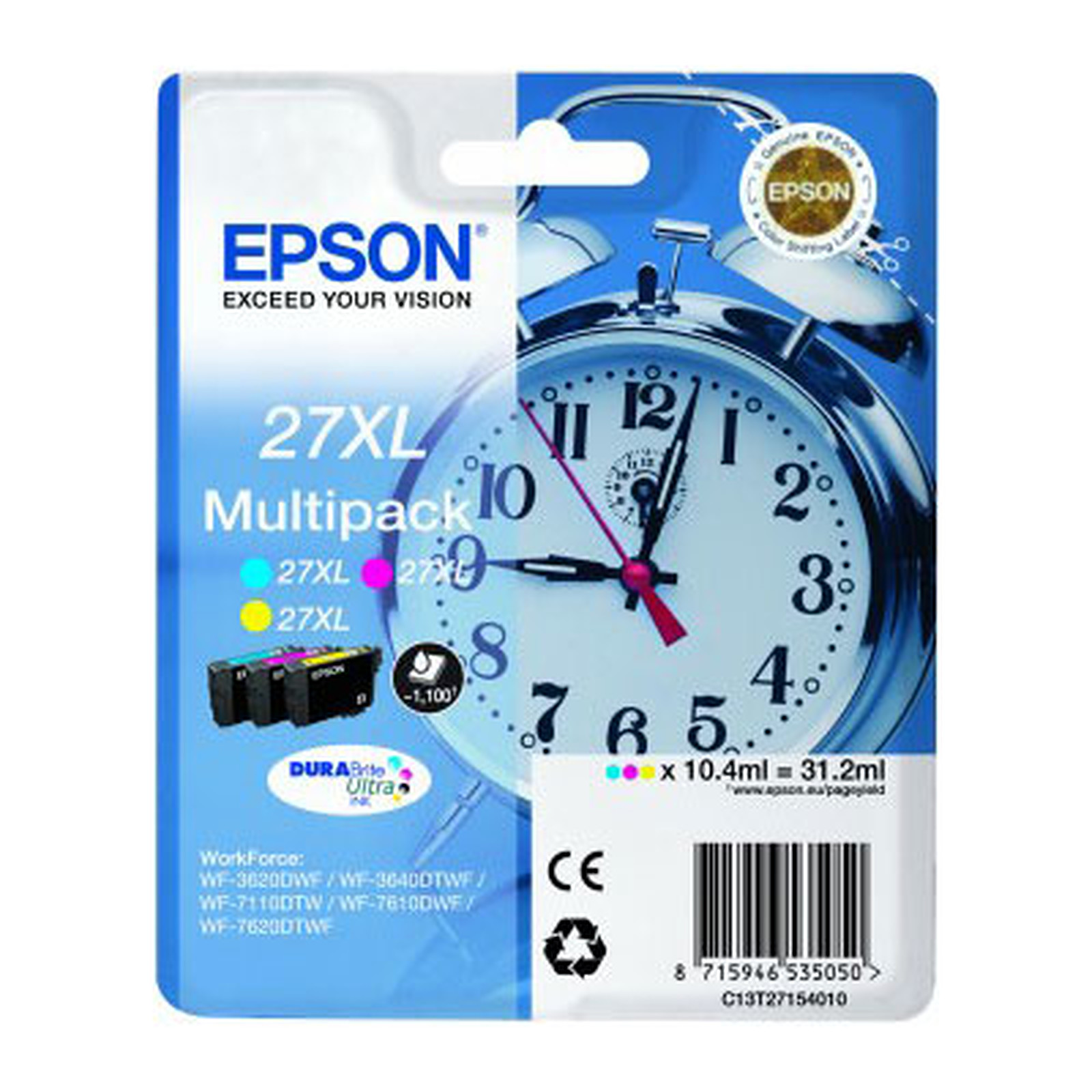 Epson Multipack T2715 27XL