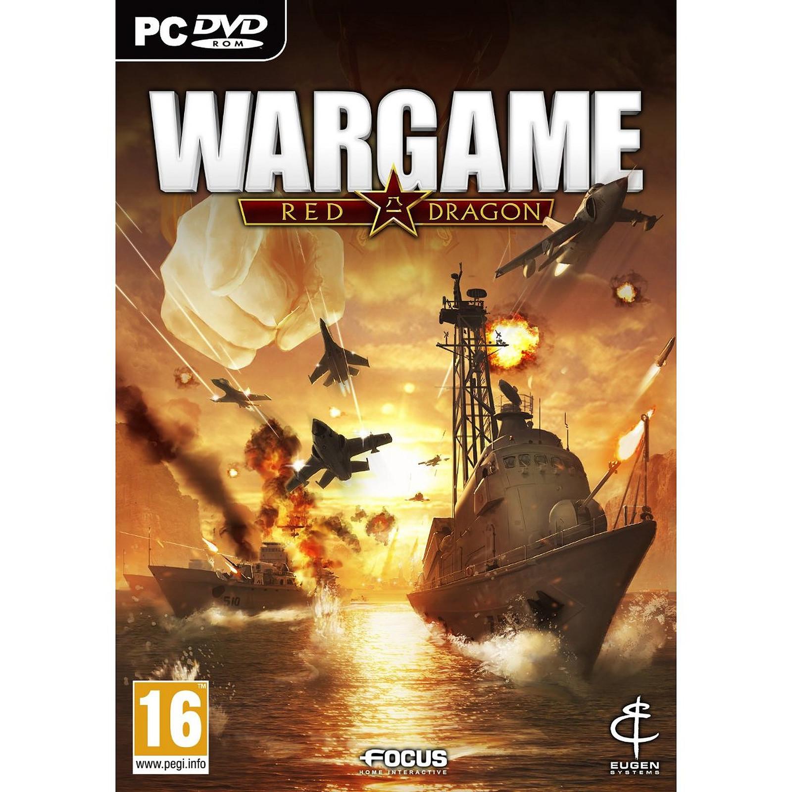 Wargame - Red Dragon (PC)