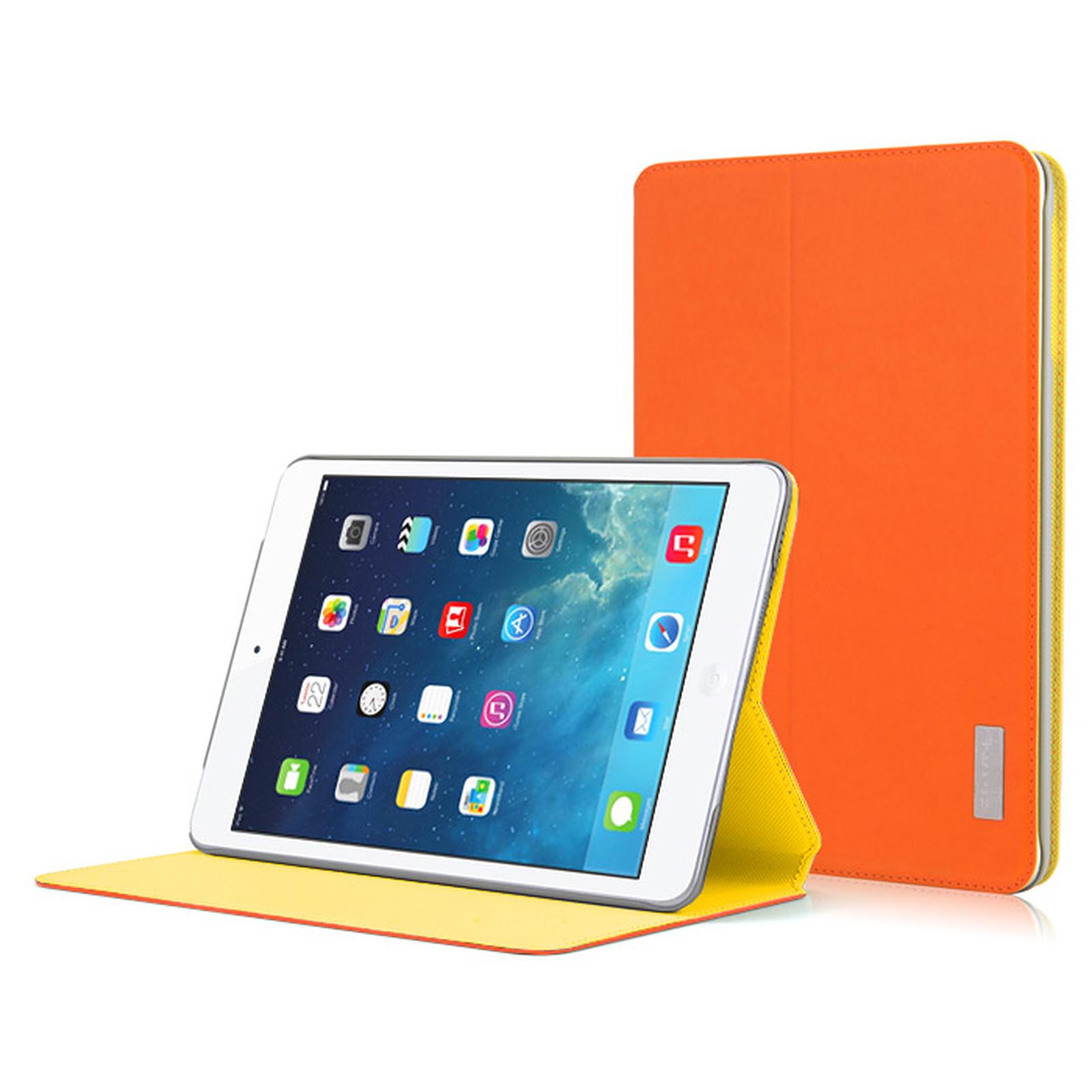 g case protective shell for ipad air orange etui. Black Bedroom Furniture Sets. Home Design Ideas
