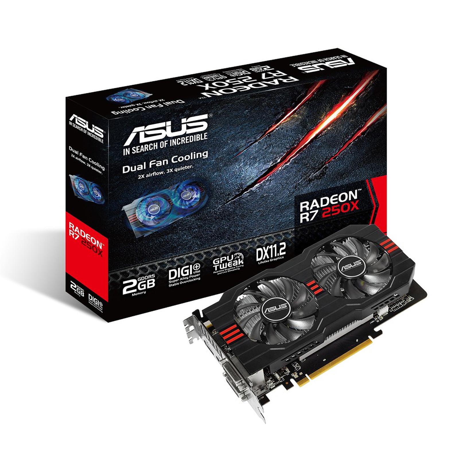 ASUS Radeon R7 250X R7250X-2GD5