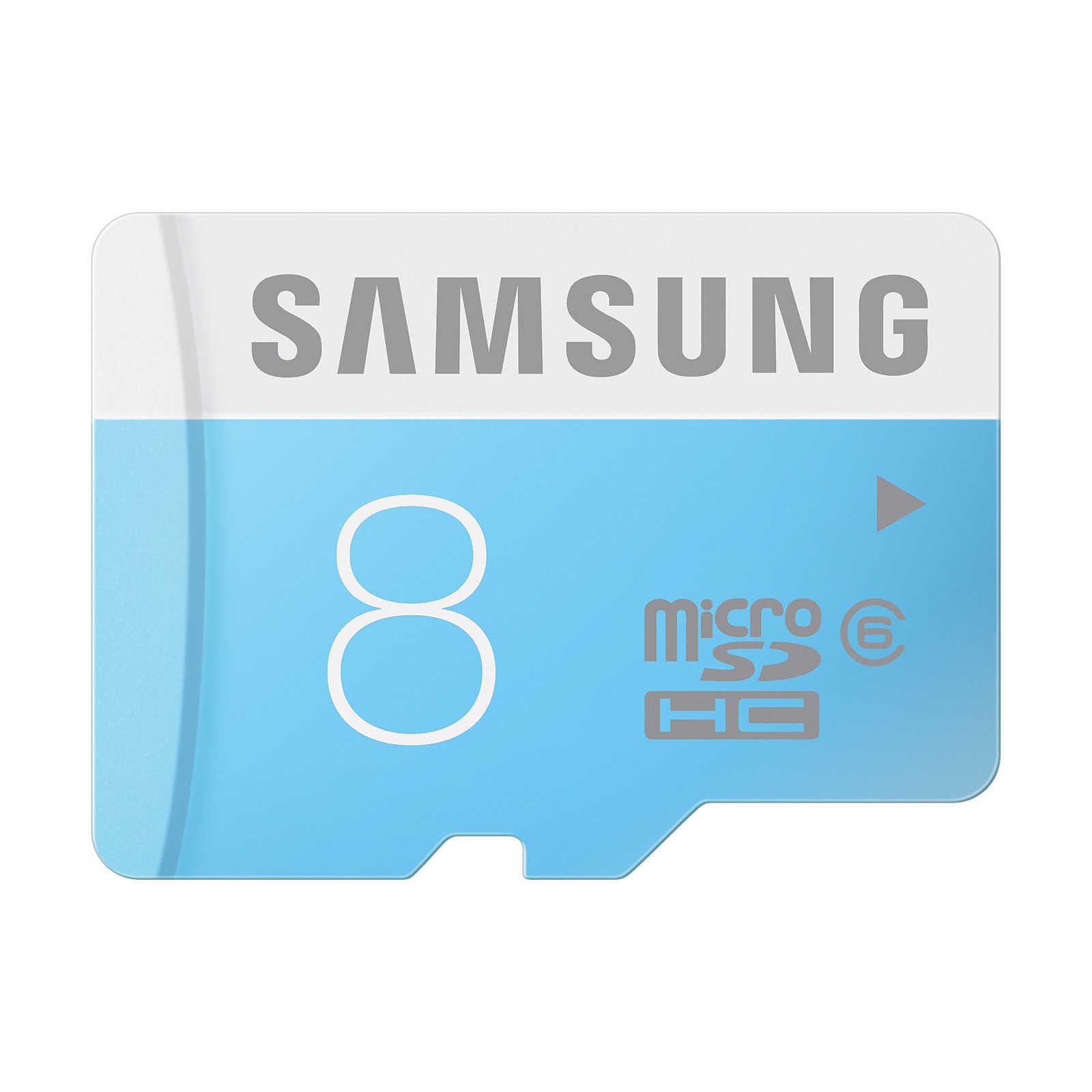 Samsung microSDHC 8 Go