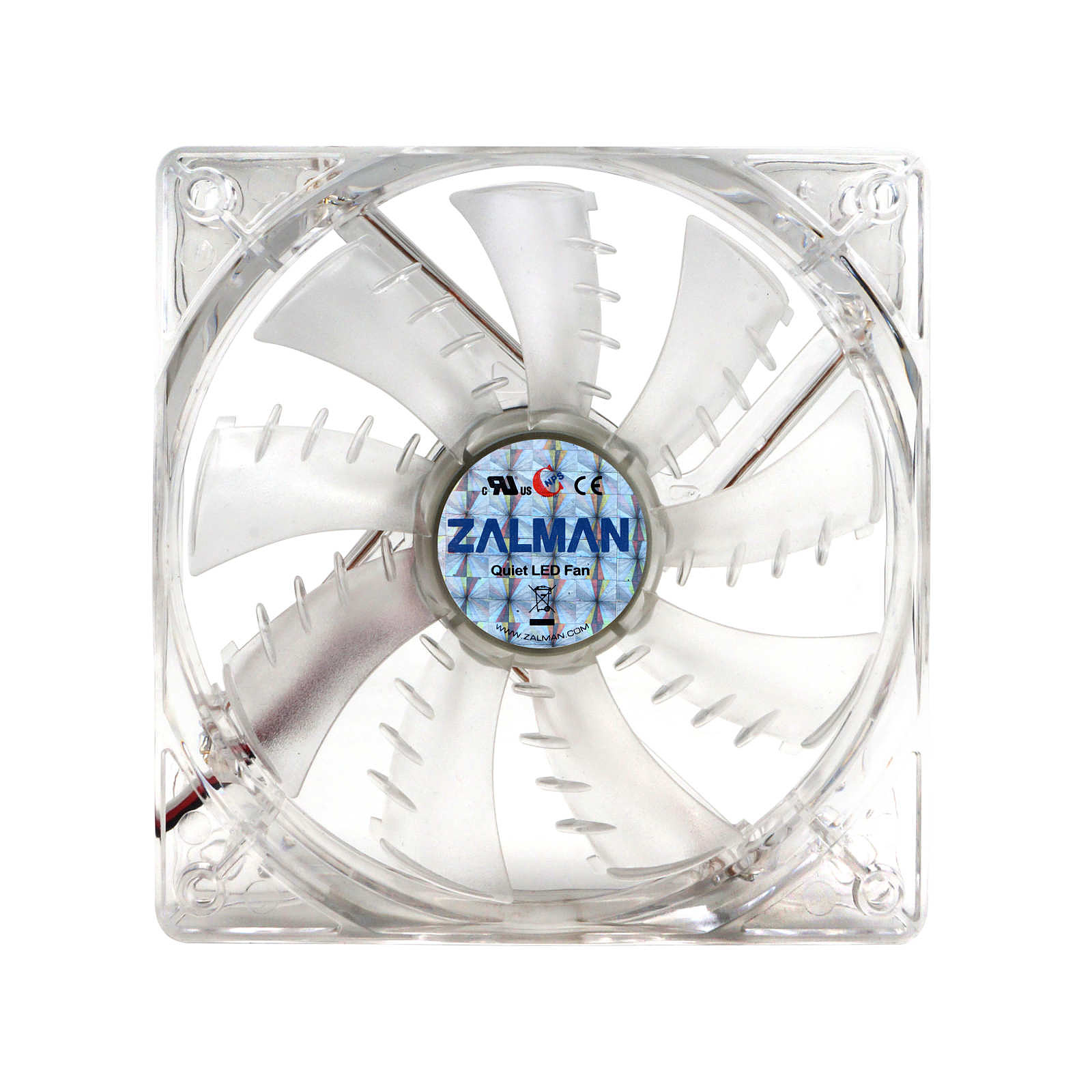 Zalman ZM-F2 LED(SF) silencieux