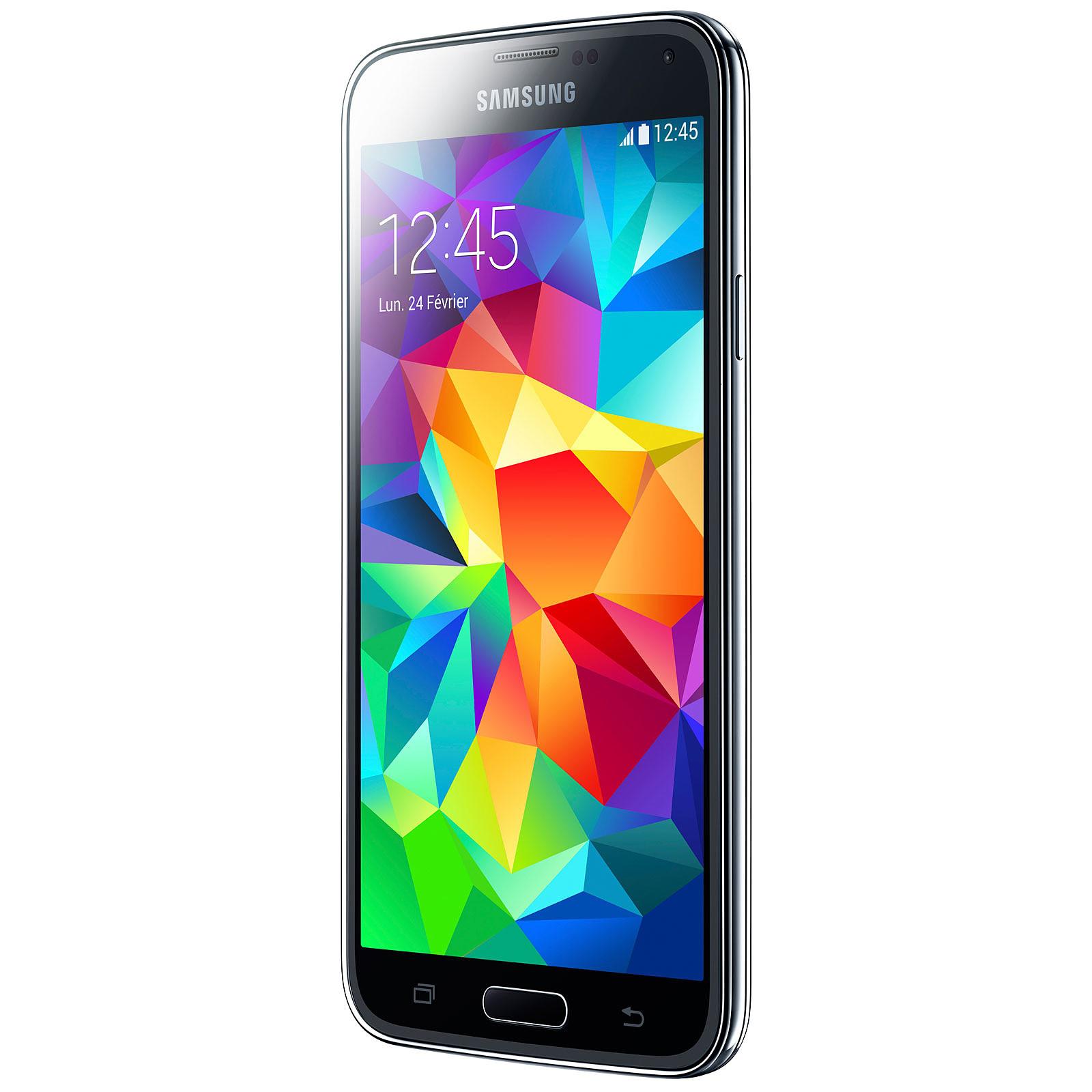 906ec55d4e2 Samsung Galaxy S5 SM-G900 Noir 16 Go - Mobile & smartphone Samsung sur  LDLC.com