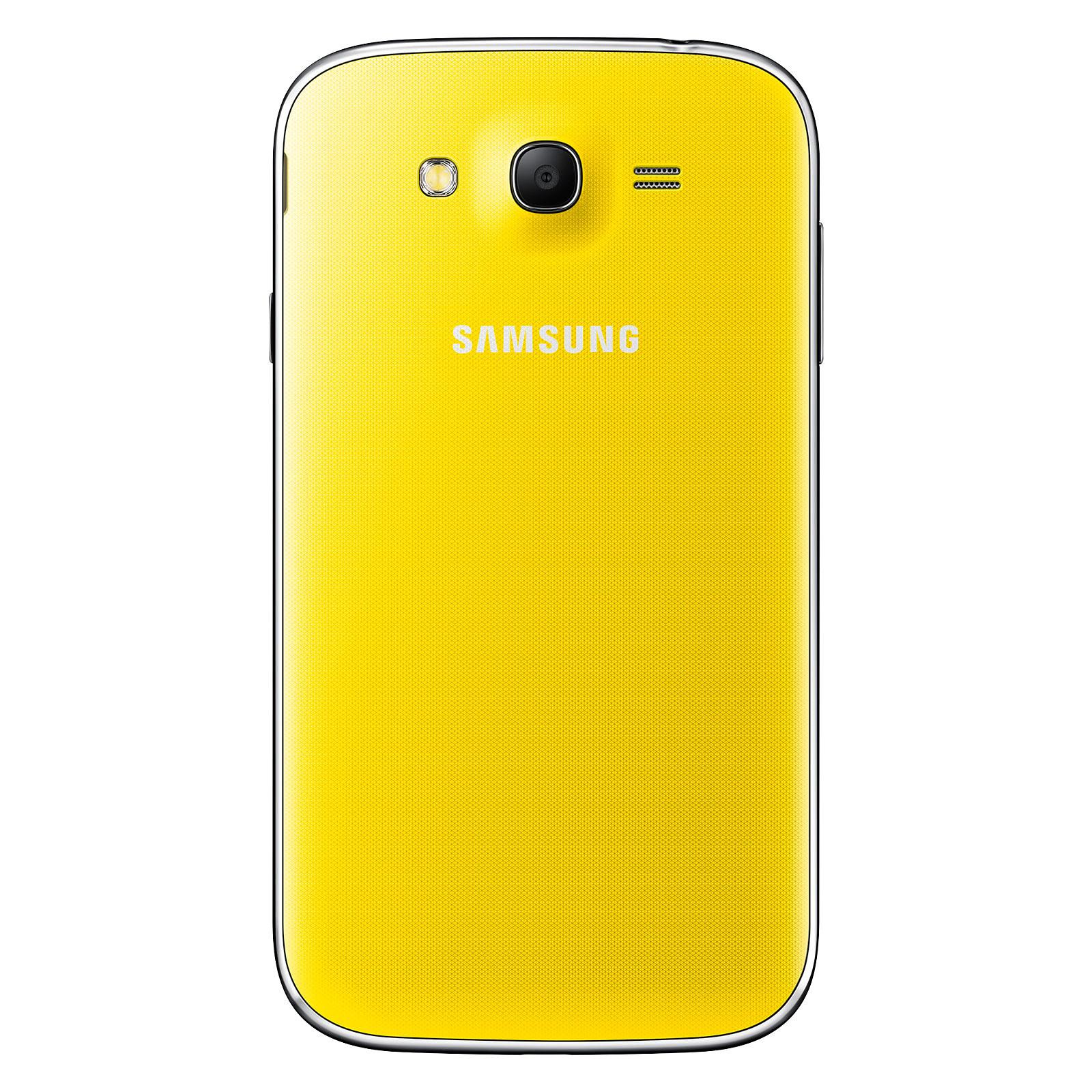 Samsung Galaxy Grand Lite GT-I9060 Jaune - Mobile & smartphone ...